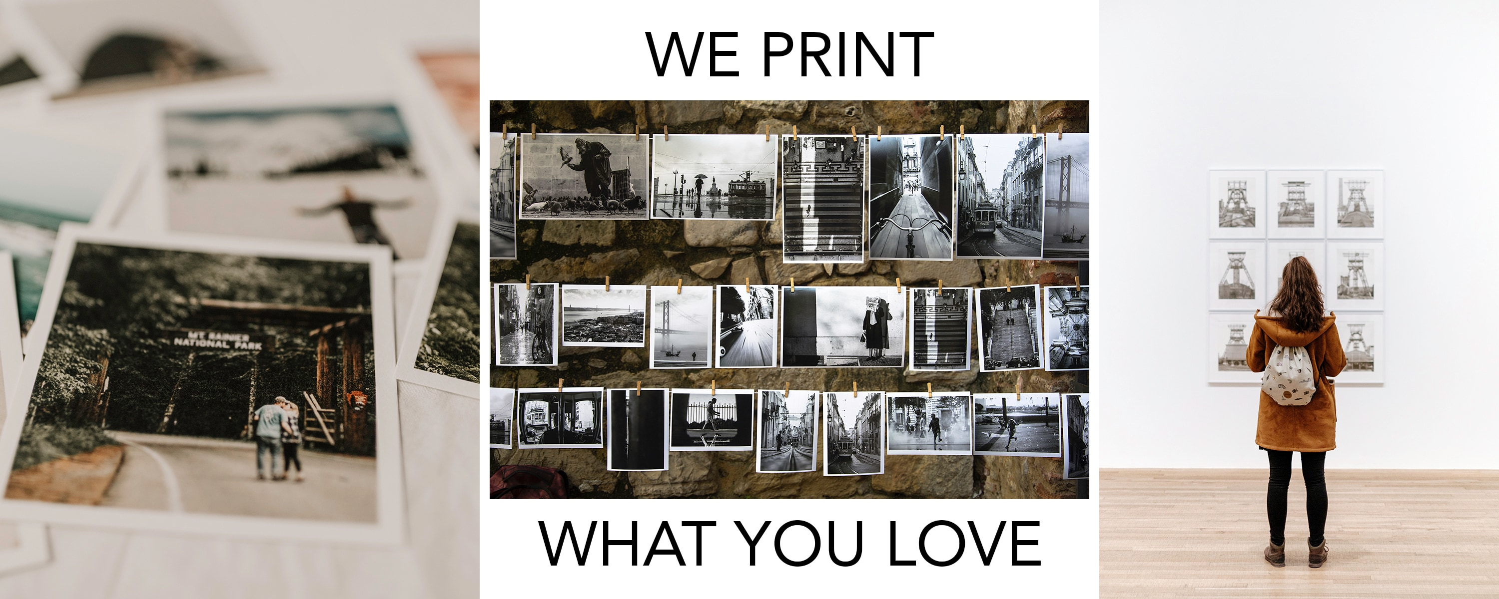 <div class='title'>           We Print What You Love         </div>                 <div class='description'>                    </div>