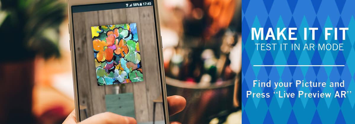 <div class='title'>           Augmented Reality Art Viewer         </div>                 <div class='description'>                    </div>