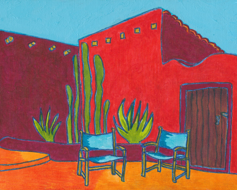 <div class='title'>           Garden Solitude in Rancho Mirage         </div>