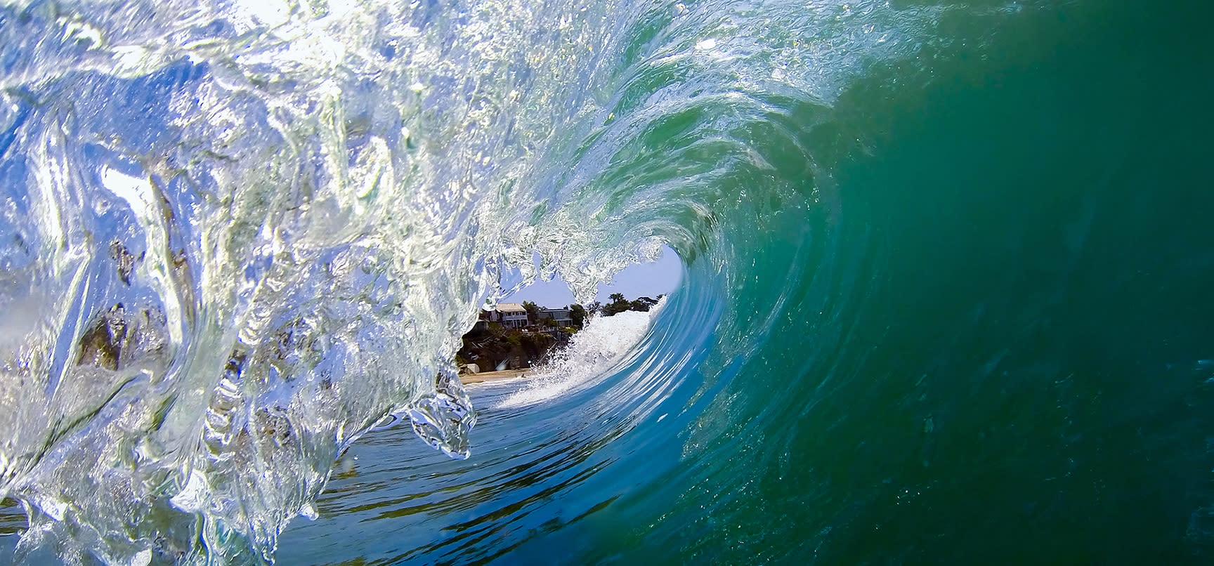 <div class='title'>           laguna wave banner         </div>