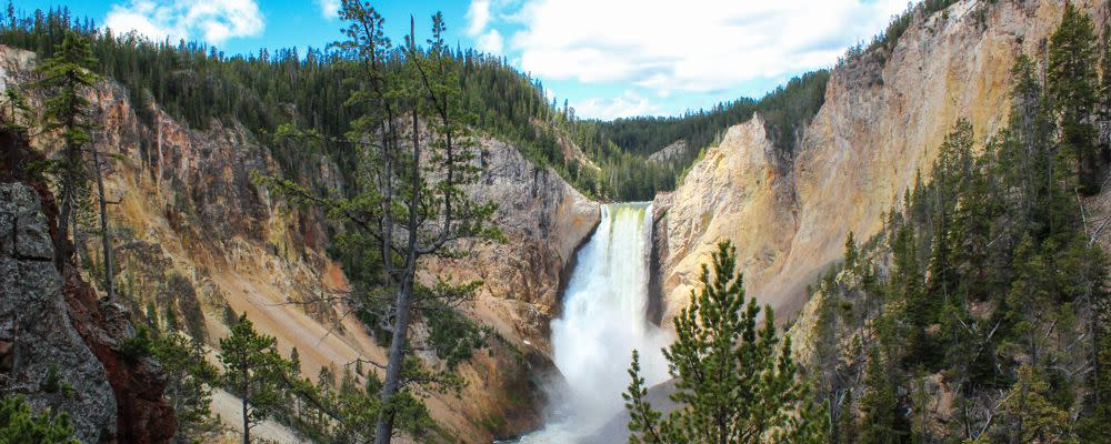 <div class='title'>           Yellowstone Falls - Yellowstone National Park         </div>                 <div class='description'>           Yellowstone Falls - Yellowstone National Park         </div>