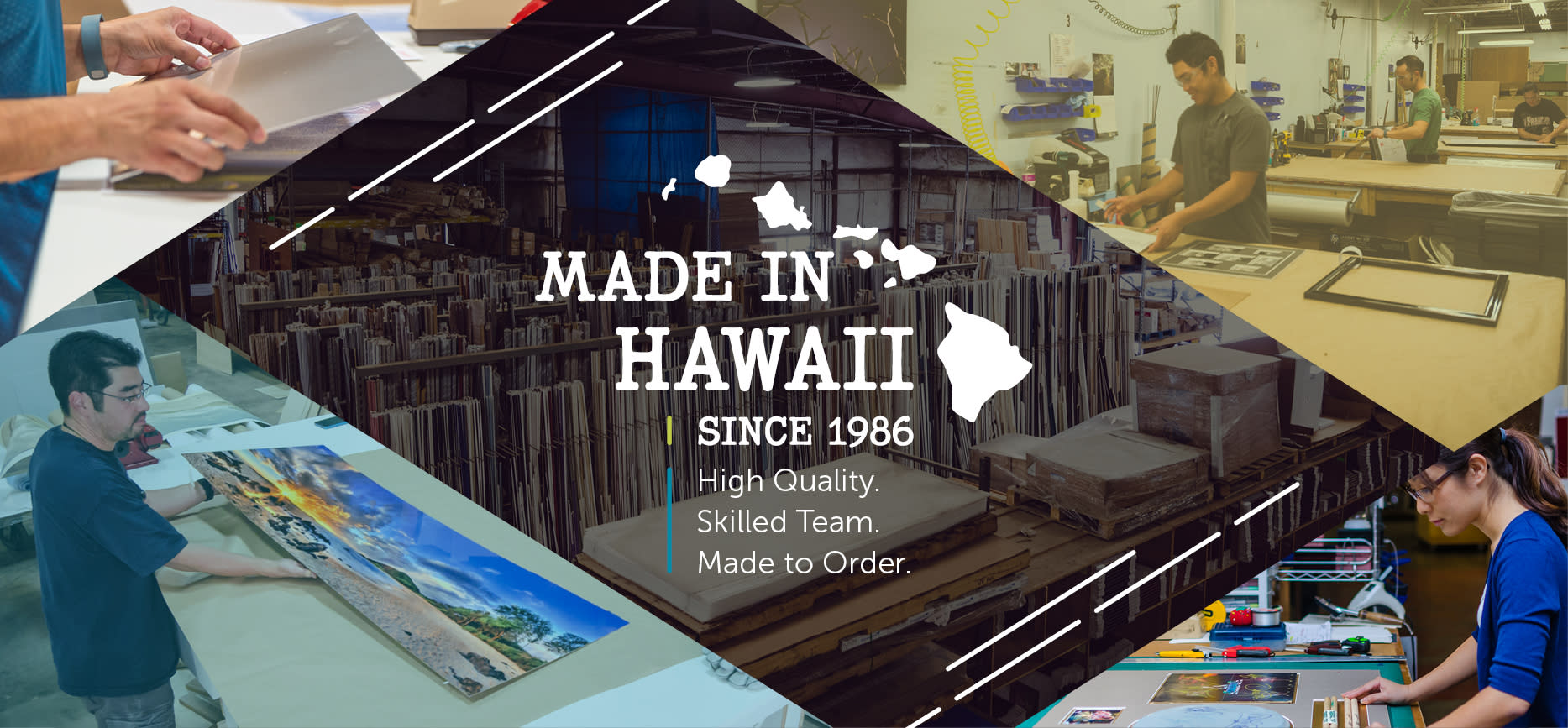 <div class='title'>           Pictures- Plus-Made-In-Hawaii-Video         </div>                 <div class='description'>           Pictures Plus art, framing and printing services, locally made in Hawaii.         </div>