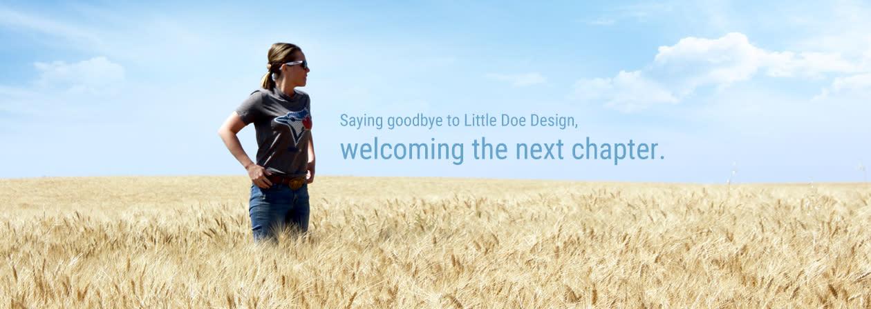 <div class='title'>           Little Doe Design         </div>