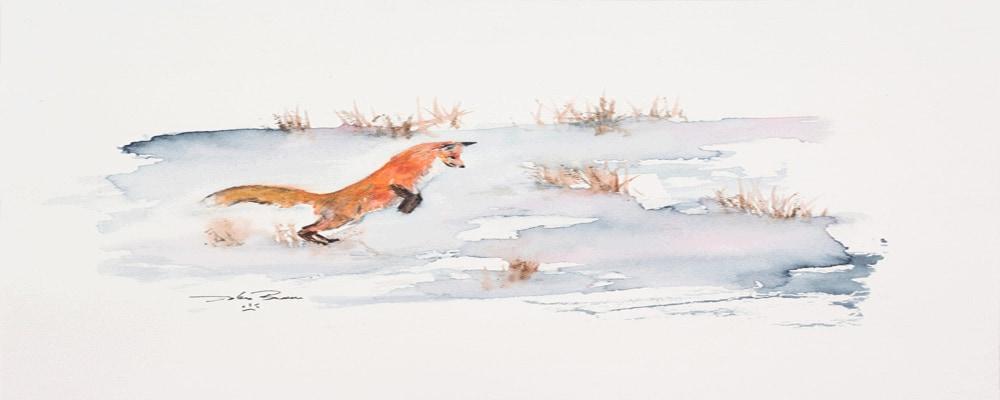 <div class='title'>           Leaping          </div>                 <div class='description'>           foxes playing         </div>
