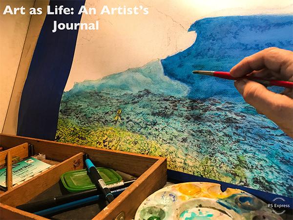 <div class='title'>           Art As Life Title Image         </div>