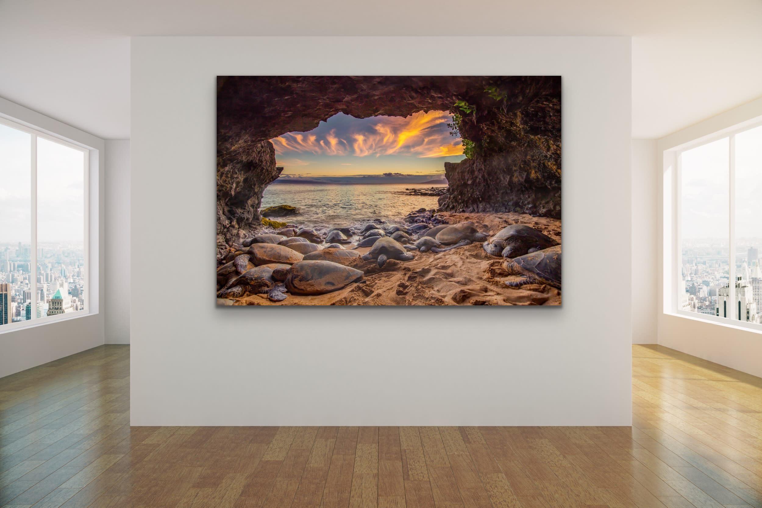 <div class='title'>           Drew Sulock at Evo Art Maui Mock Up12         </div>