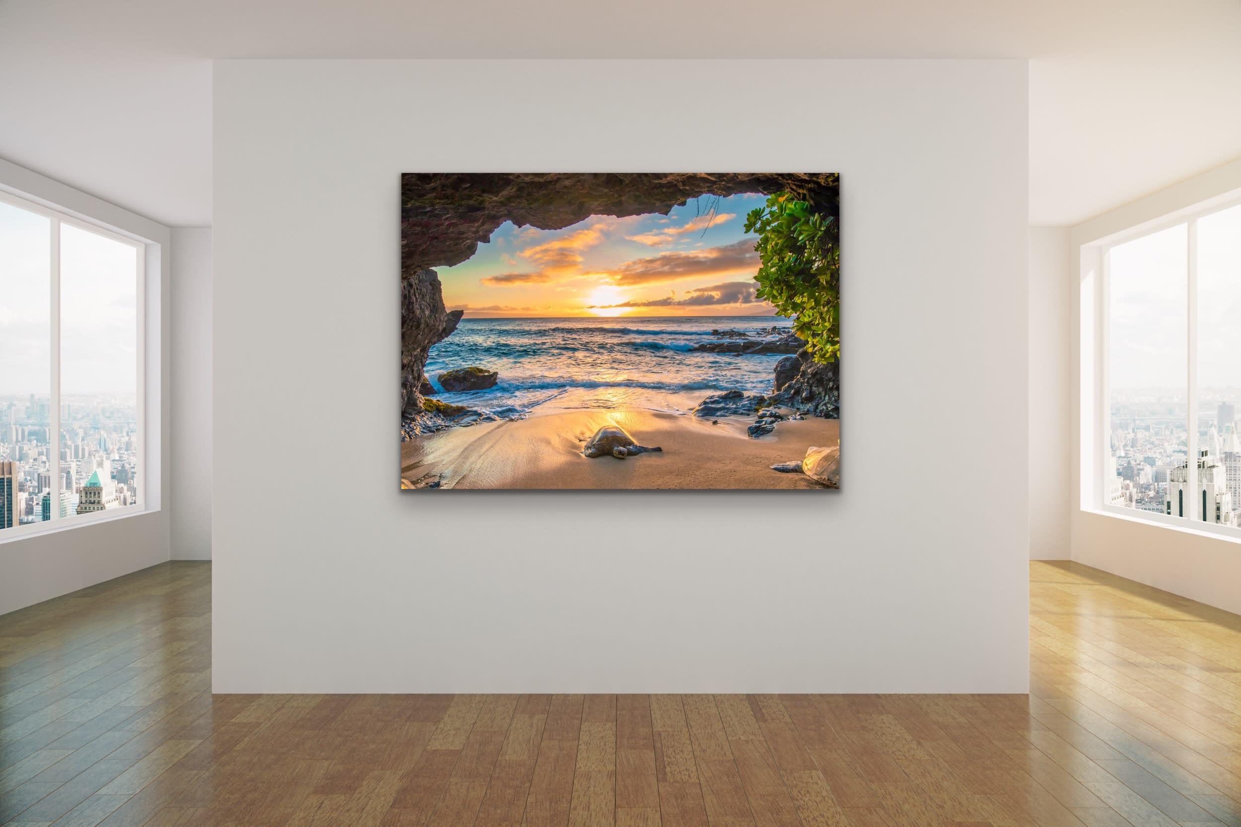 <div class='title'>           Drew Sulock at Evo Art Maui Mock Up24         </div>