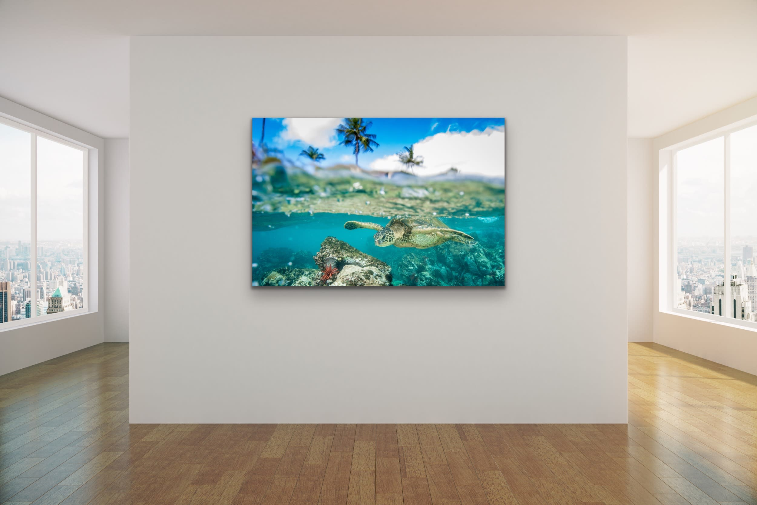 <div class='title'>           Drew Sulock at Evo Art Maui Mock Up23         </div>
