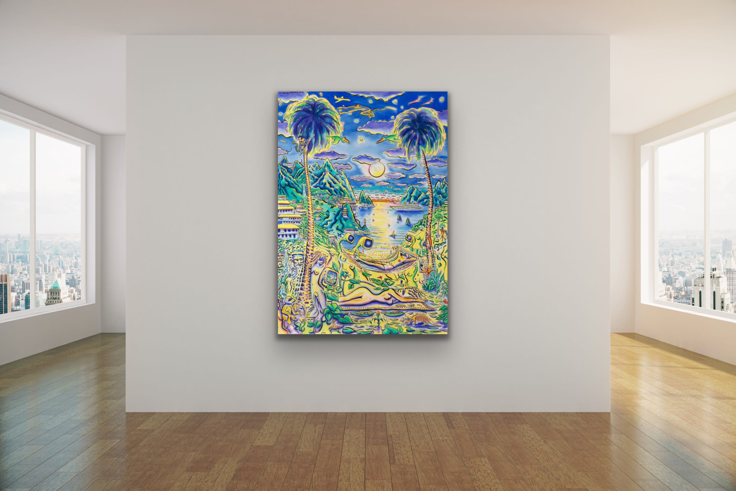<div class='title'>           Secluded Paradise by Gary Savage         </div>
