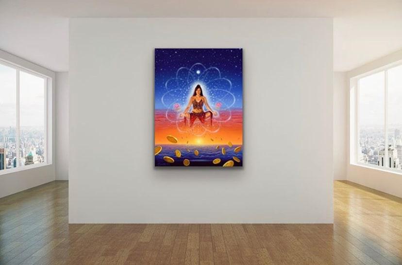 <div class='title'>           Lakshmi by Gary Savage         </div>