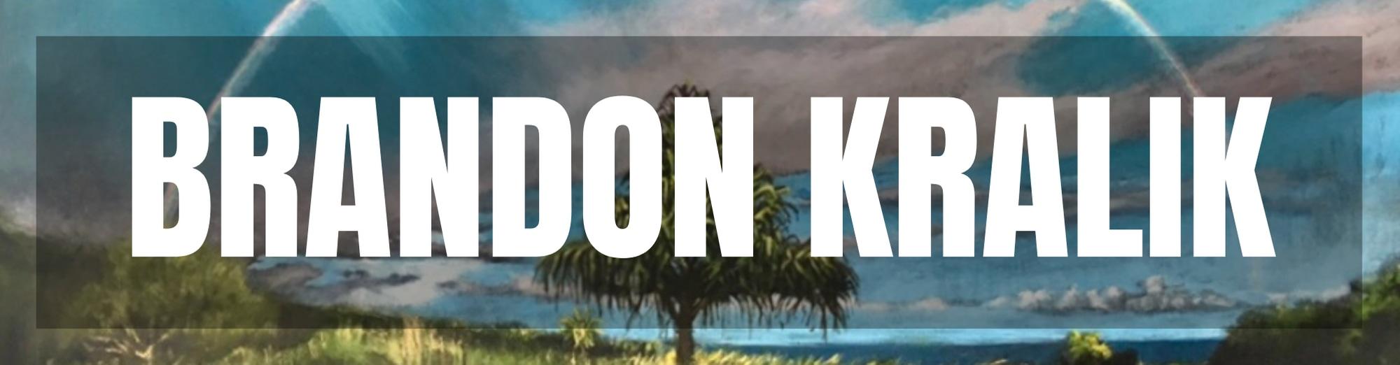 <div class='title'>           Brandon Kralik Name Tag Individual         </div>