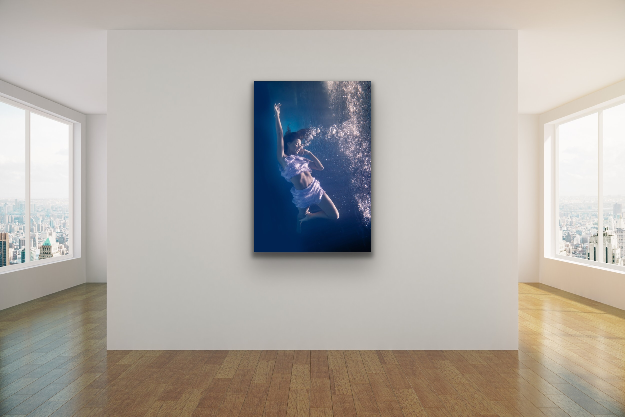 <div class='title'>           Kelly Hsiao   11 Breathe into Azure         </div>