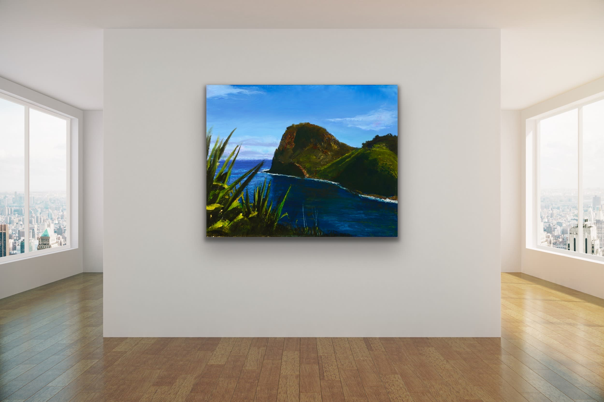 <div class='title'>           Brandon Kralik   Fine Art Mock Ups Room Gallery Wall Contemporary Portrait Seascape 3         </div>
