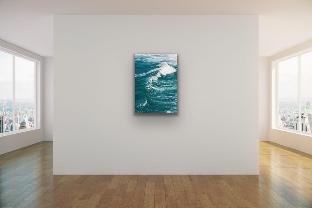 <div class='title'>           Peahi II wall   Kelly Hsiao   Sea Alchemy   Evo Art Maui Front St Lahaina Gallery Hawaii Ocean Wave Jaws Photography Metal         </div>