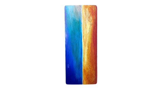 <div class='title'>           Johnny Tanner Spirit Painter Beautiful Abstract Art 5         </div>