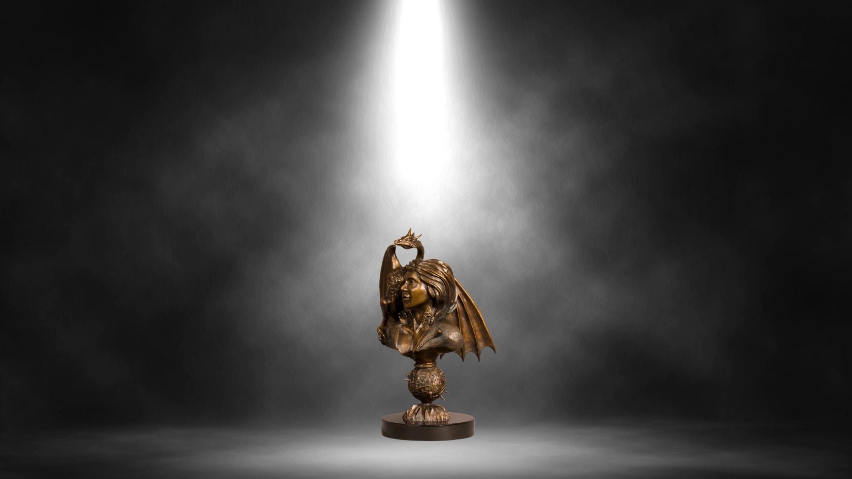 <div class='title'>           Lance Glasser   Bronze Sculptures2         </div>