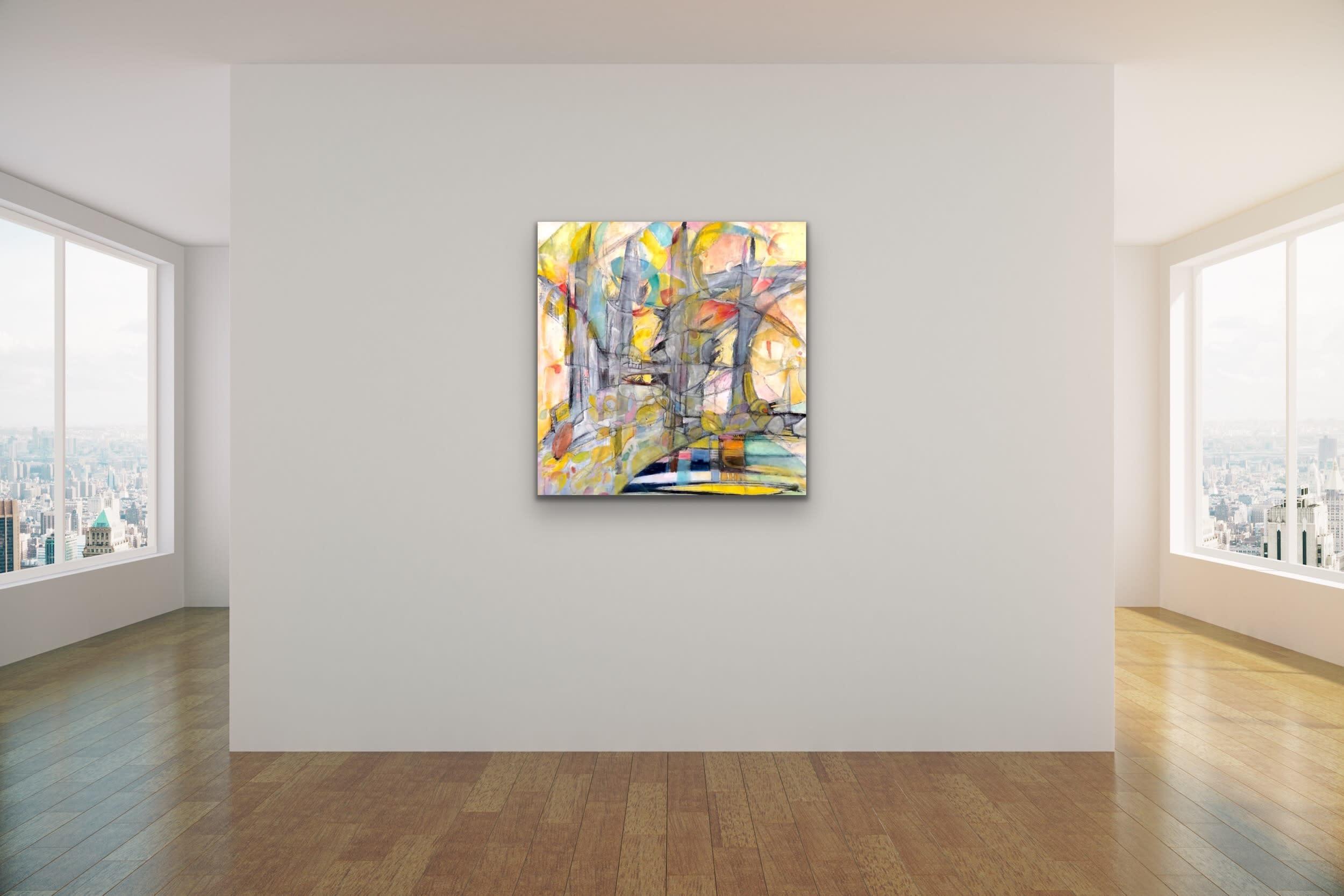 <div class='title'>           Spencer Eldridge   Evo Art Maui Abstract Colors Shapes Soft Light Pretty Airy Decorative 3         </div>