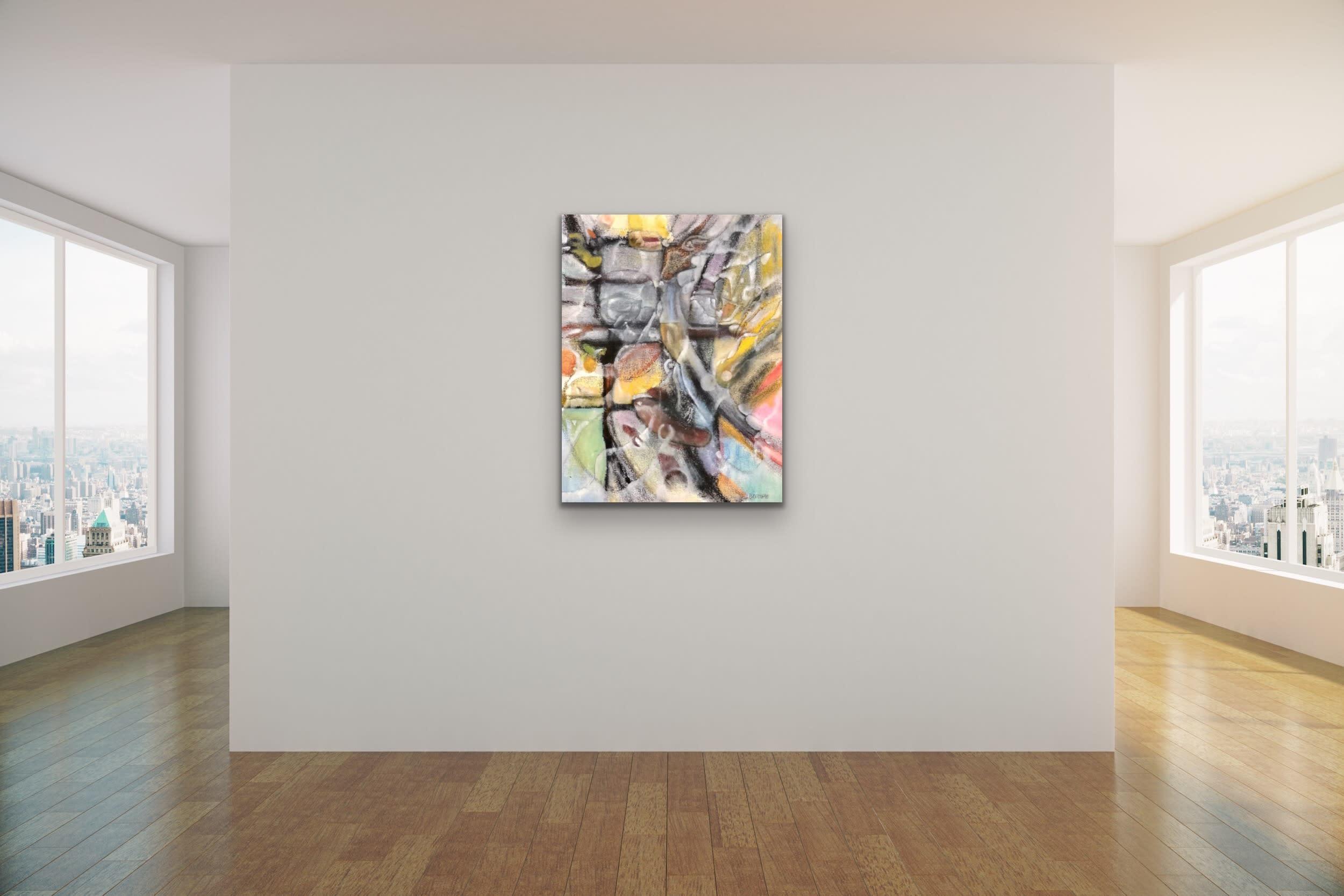 <div class='title'>           Spencer Eldridge   Evo Art Maui Abstract Colors Shapes Soft Light Pretty Airy Decorative 6         </div>