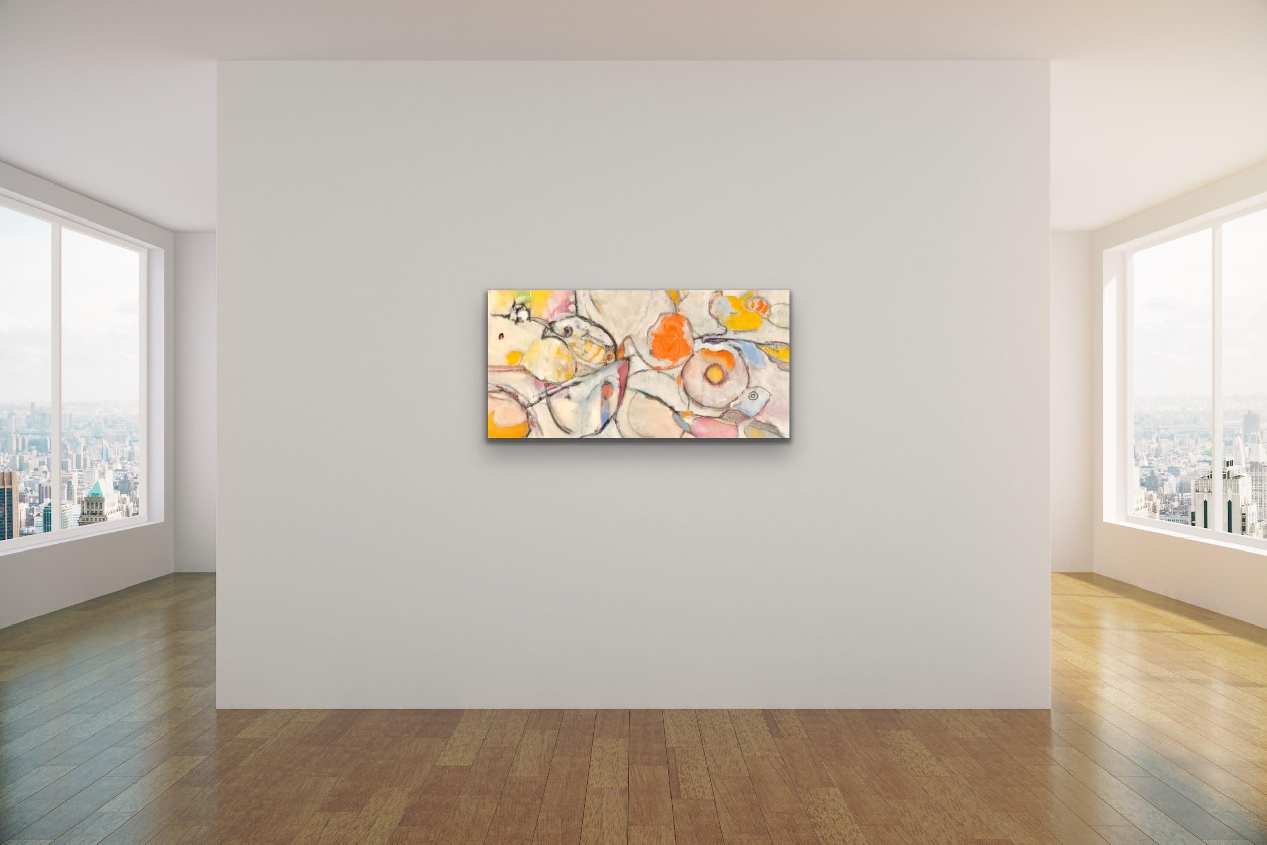 <div class='title'>           Spencer Eldridge   Evo Art Maui Abstract Colors Shapes Soft Light Pretty Airy Decorative 7         </div>