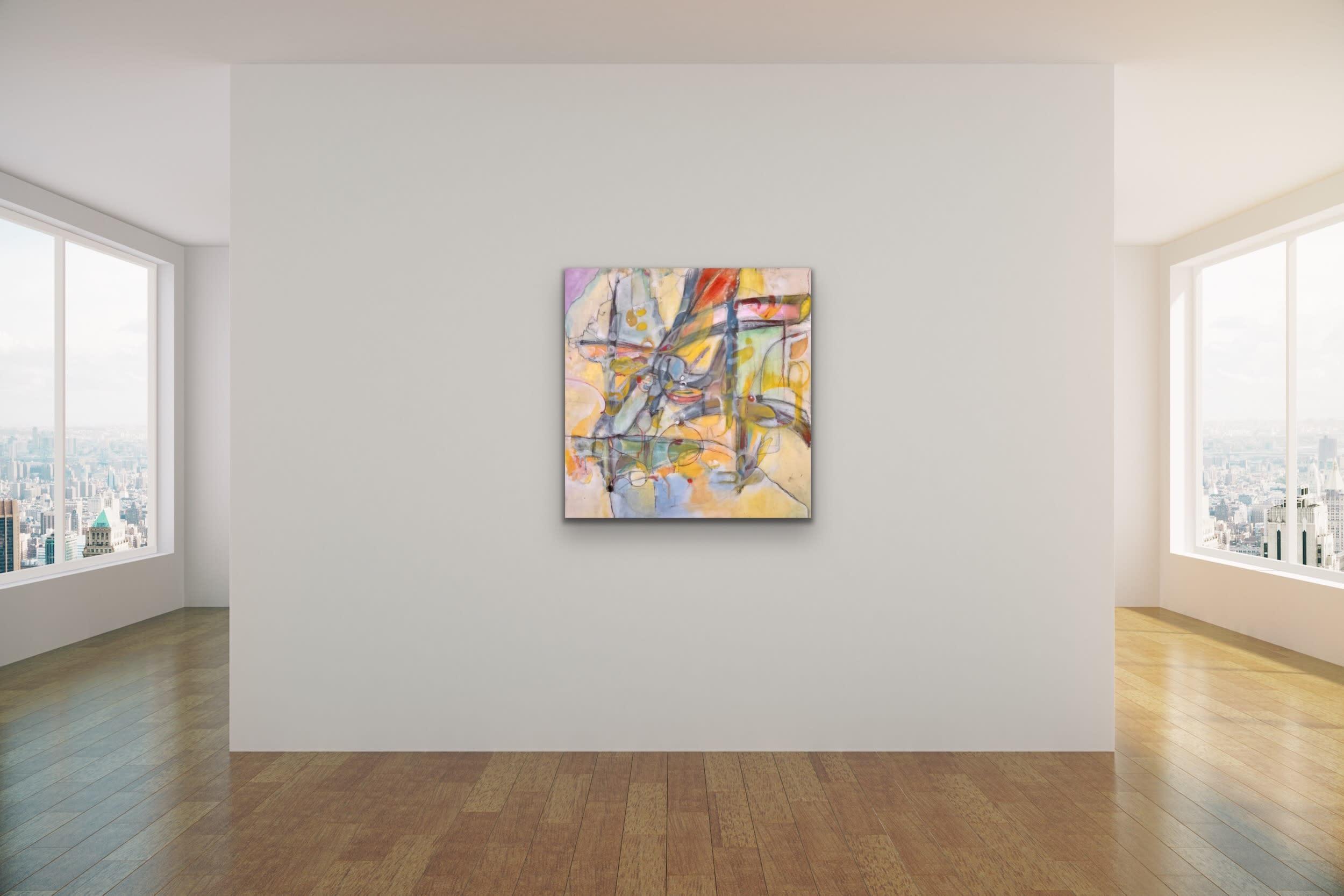 <div class='title'>           Spencer Eldridge   Evo Art Maui Abstract Colors Shapes Soft Light Pretty Airy Decorative 8         </div>
