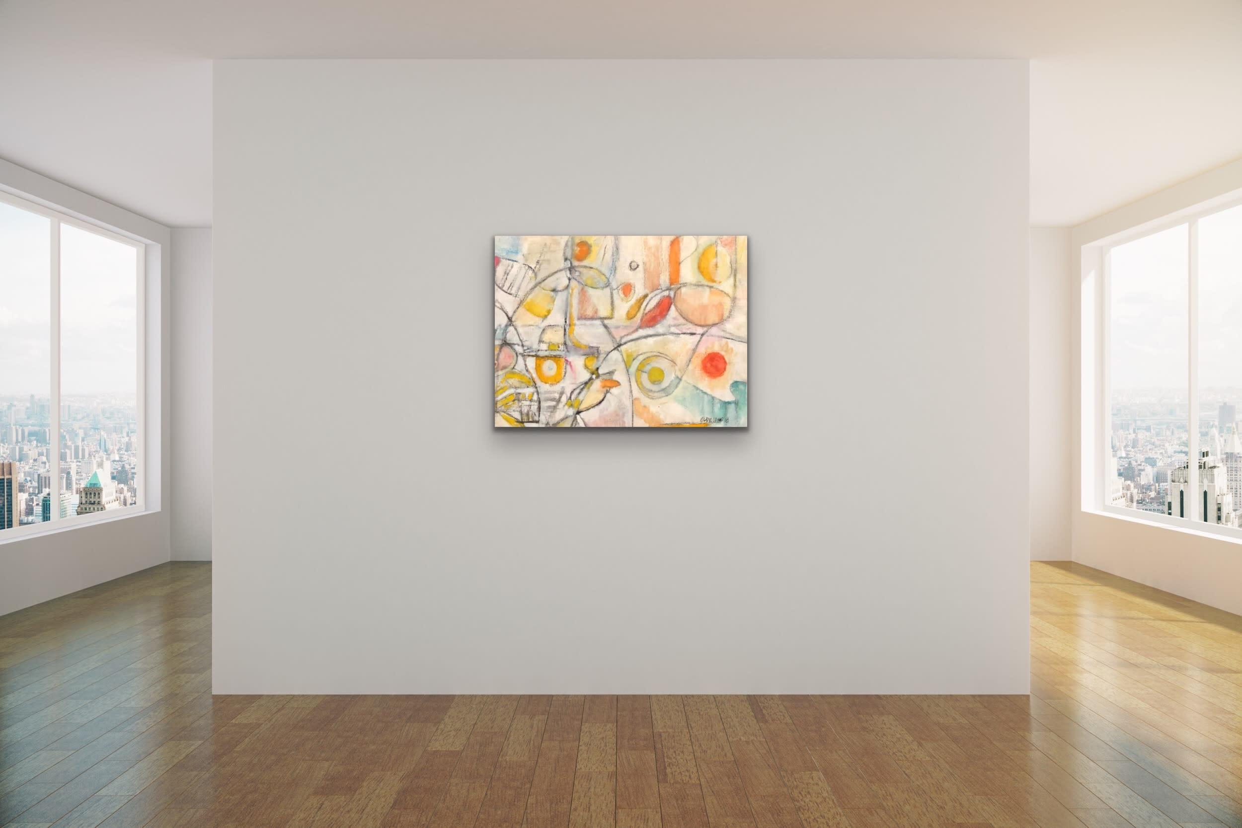 <div class='title'>           Spencer Eldridge   Evo Art Maui Abstract Colors Shapes Soft Light Pretty Airy Decorative 12         </div>