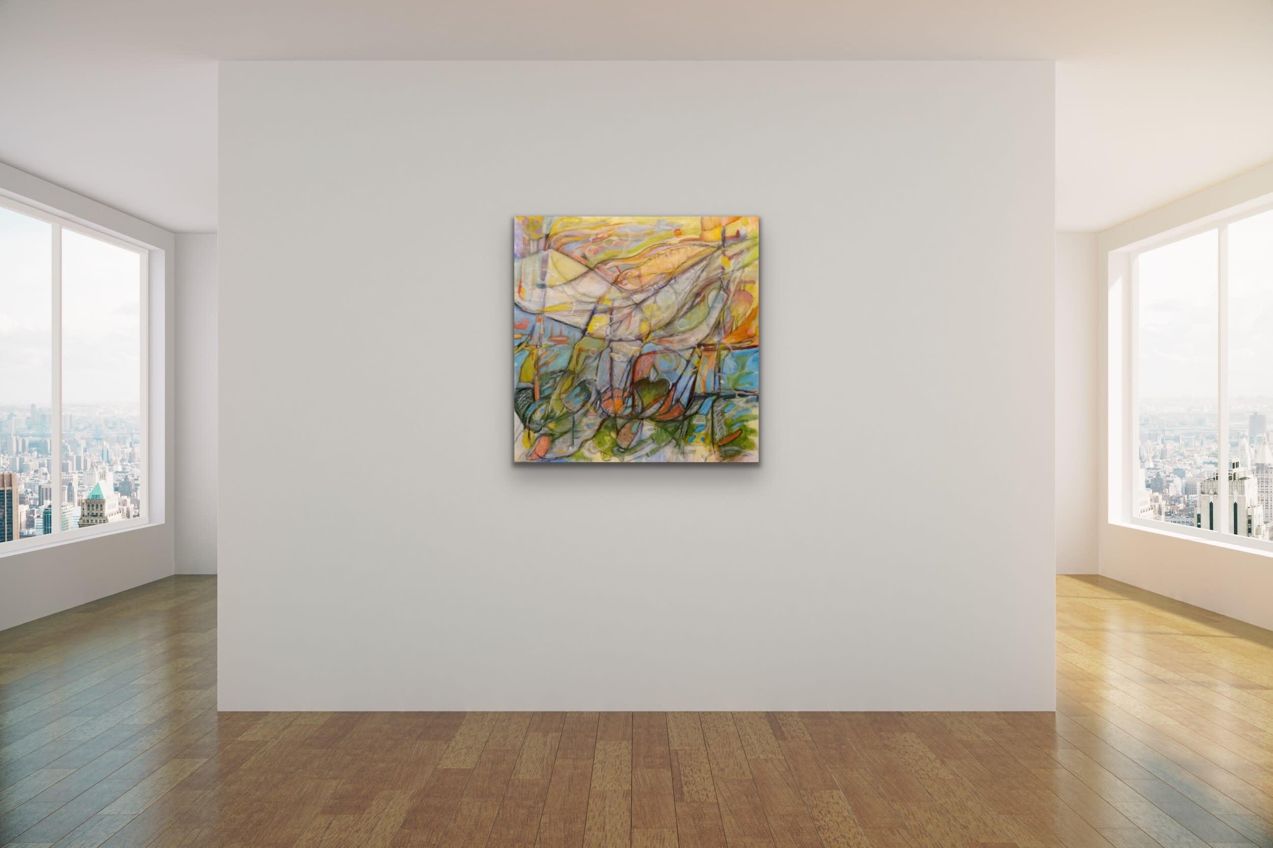 <div class='title'>           Spencer Eldridge   Evo Art Maui Abstract Colors Shapes Soft Light Pretty Airy Decorative 11         </div>