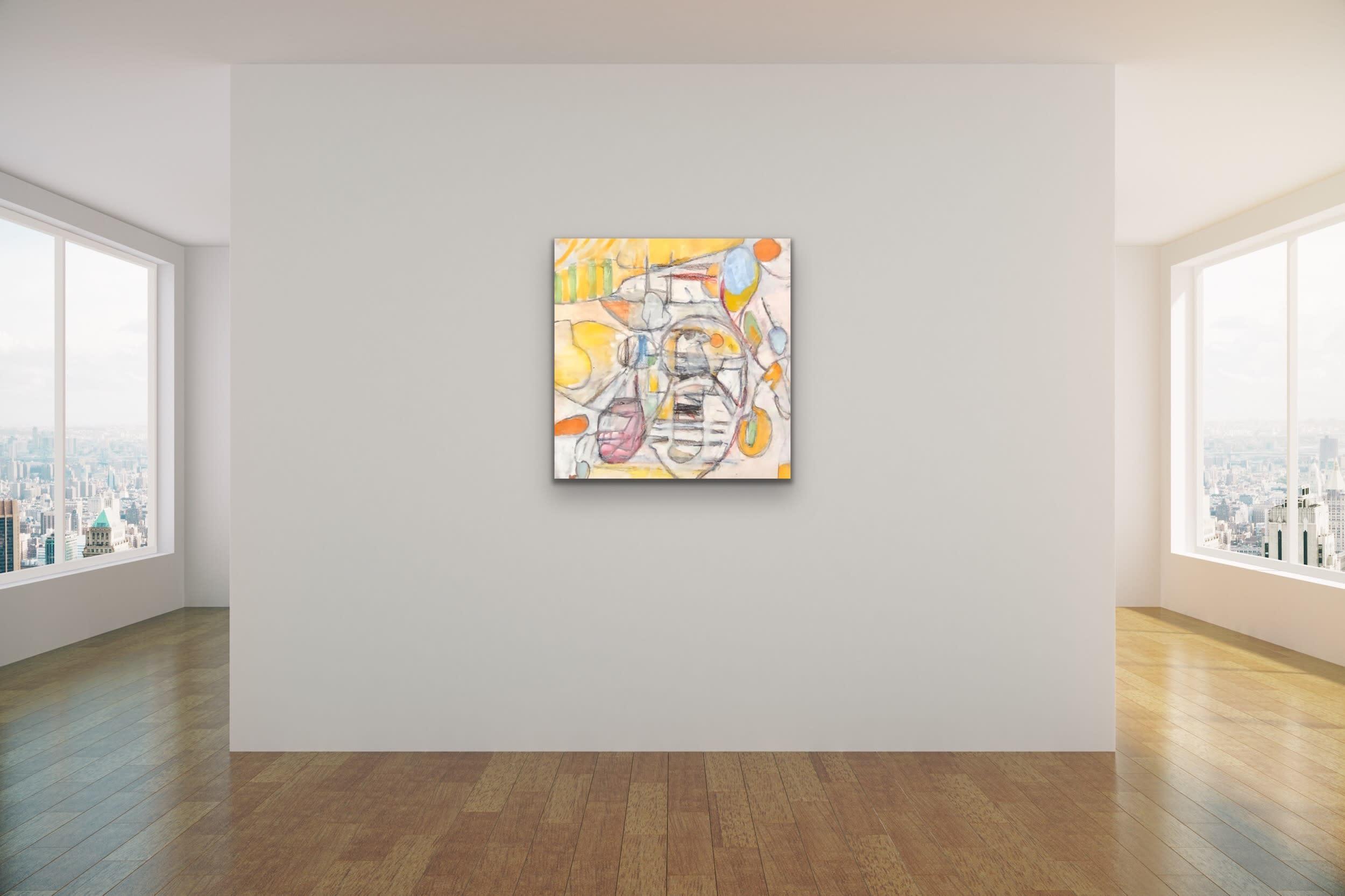 <div class='title'>           Spencer Eldridge   Evo Art Maui Abstract Colors Shapes Soft Light Pretty Airy Decorative 13         </div>