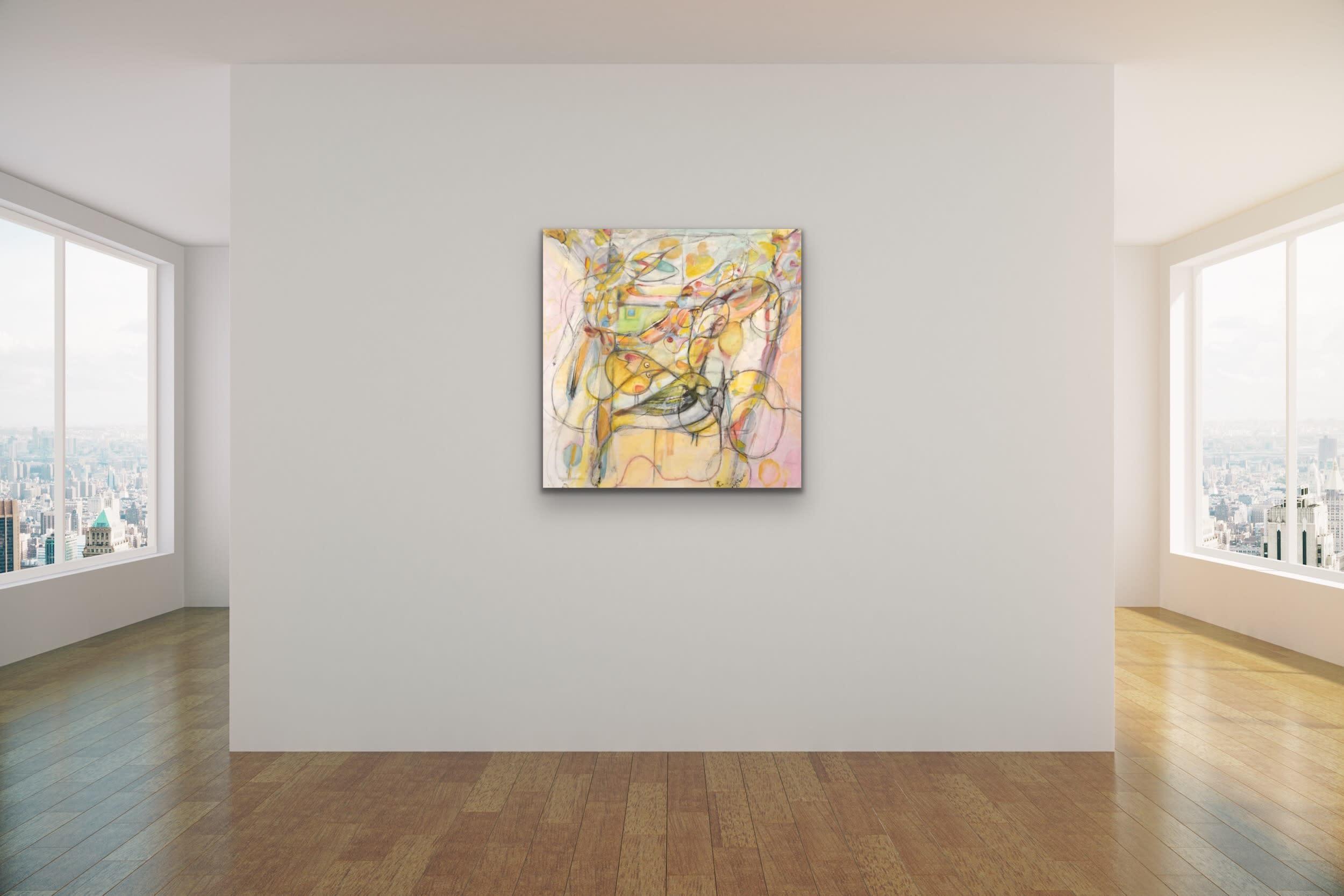 <div class='title'>           Spencer Eldridge   Evo Art Maui Abstract Colors Shapes Soft Light Pretty Airy Decorative 16         </div>