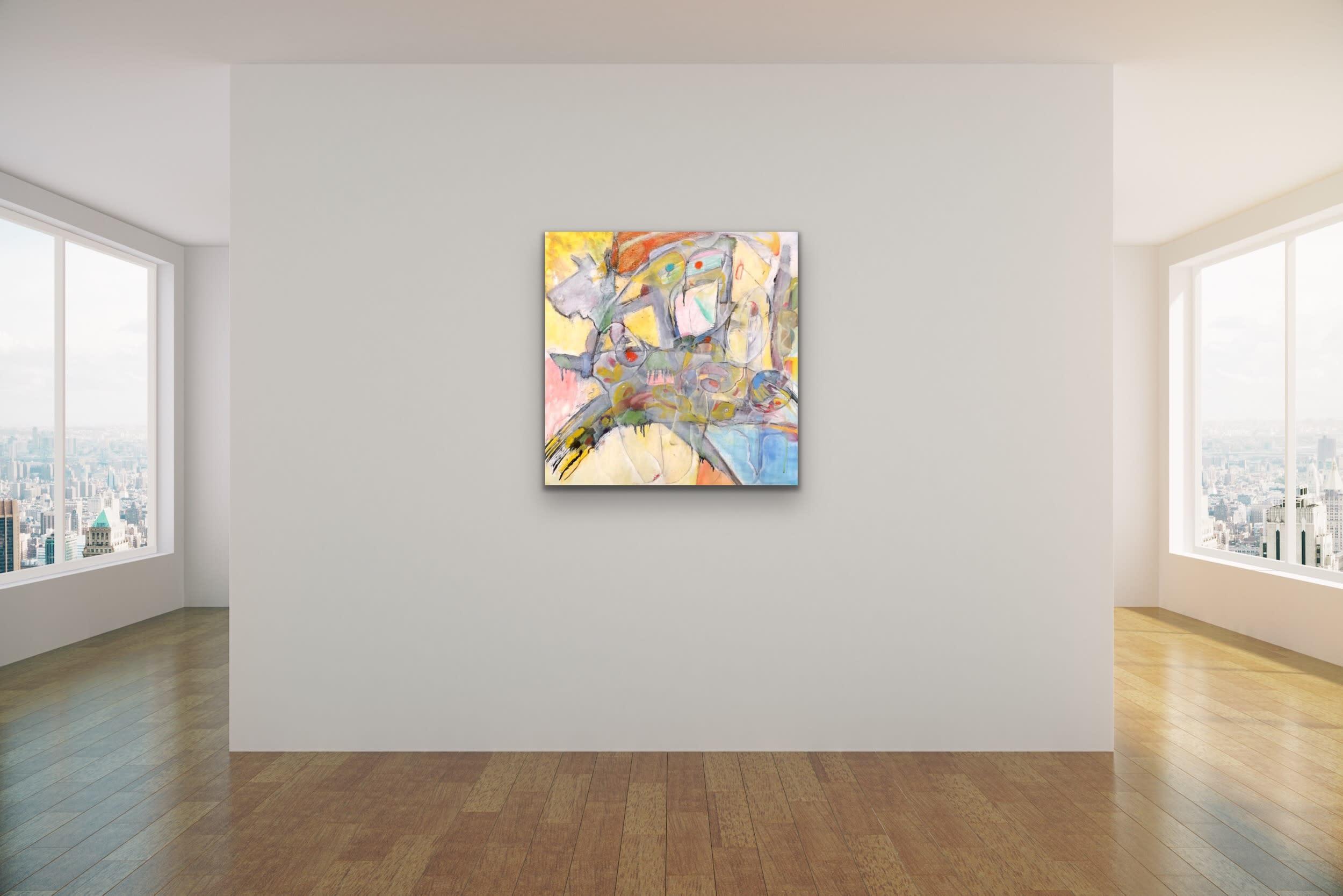 <div class='title'>           Spencer Eldridge   Evo Art Maui Abstract Colors Shapes Soft Light Pretty Airy Decorative 18         </div>