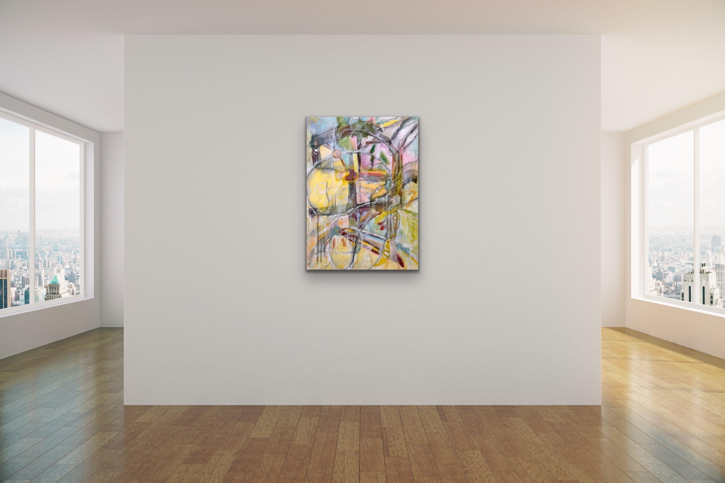<div class='title'>           Spencer Eldridge   Evo Art Maui Abstract Colors Shapes Soft Light Pretty Airy Decorative 15         </div>