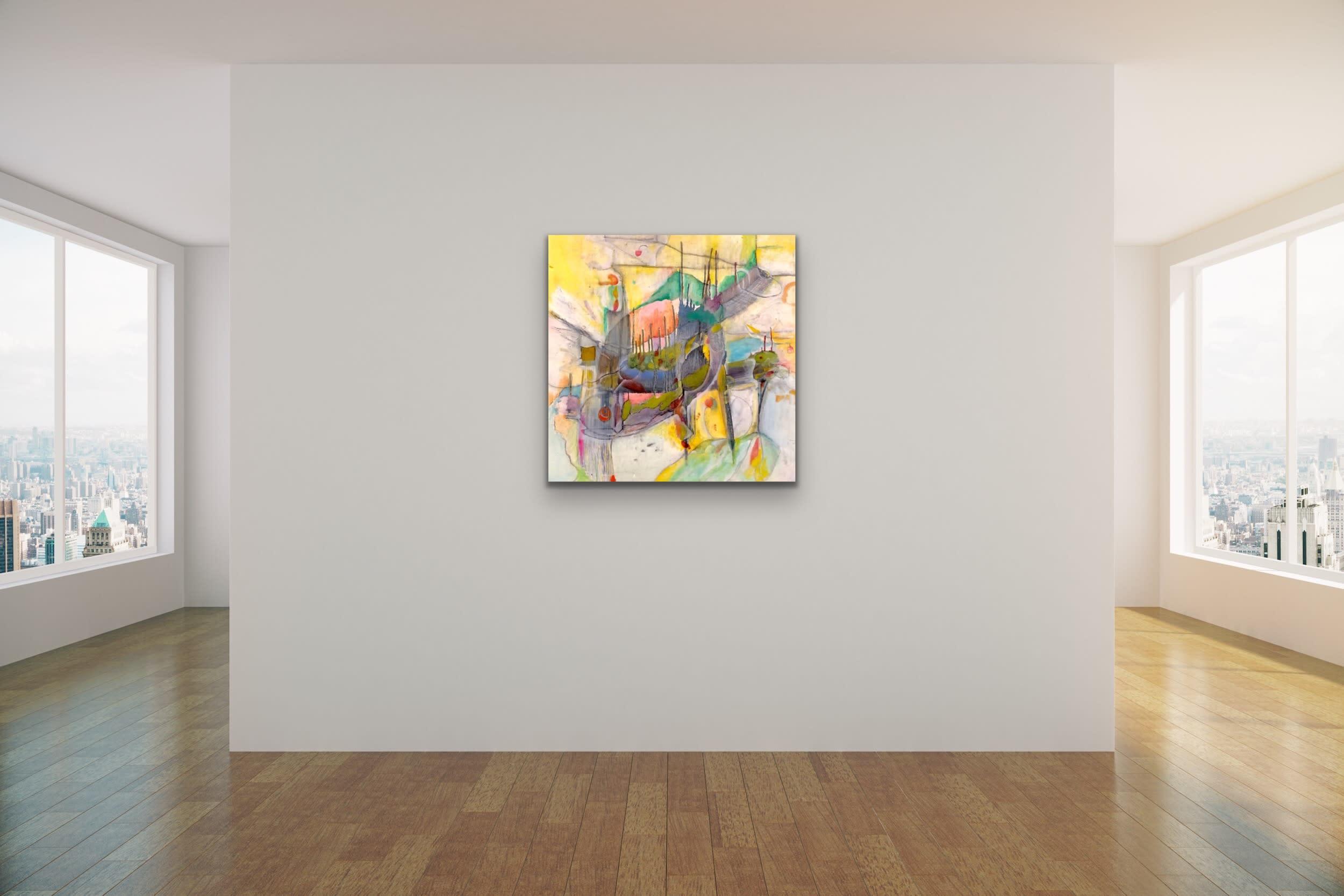 <div class='title'>           Spencer Eldridge   Evo Art Maui Abstract Colors Shapes Soft Light Pretty Airy Decorative 17         </div>