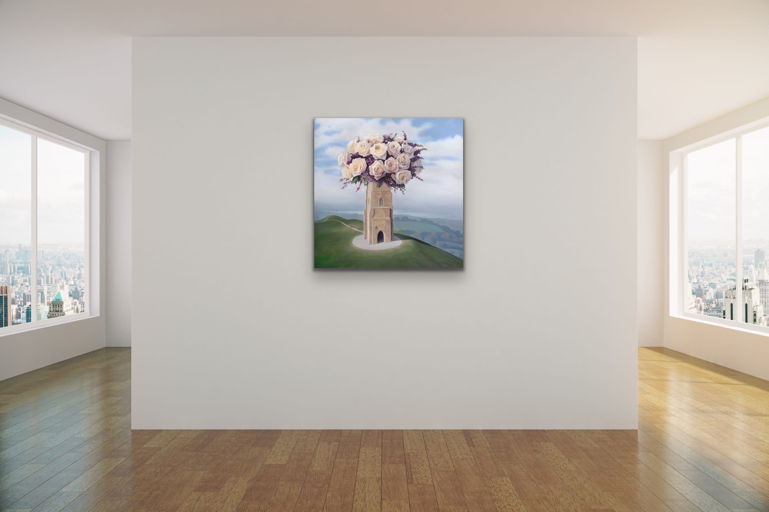 <div class='title'>           Paul Bond Magical Realism Poetry Serene Landscape Animals Nature Surreal Metaphorical Whimsical Fantasy Evo Art Maui Lahaina Front Street Art Gallery 8         </div>