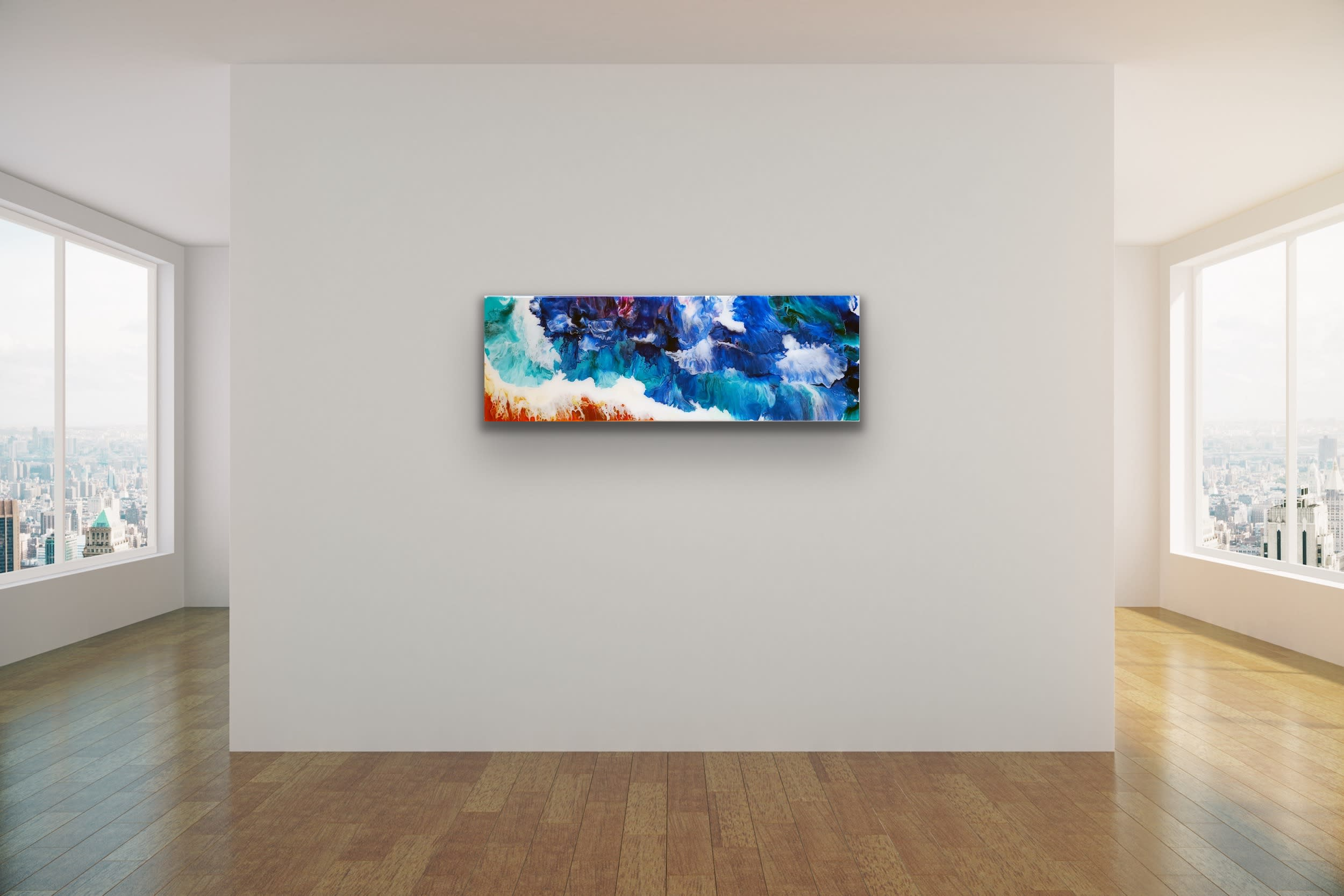 <div class='title'>           Melanie Burns Mock Ups Evo Art Maui Lahaina Front Street Hawaii Blue Ocean Abstract Sea Tropical Ocean Collage Water Resin Epoxy Pour Acrylic Shiny Glossy 28         </div>