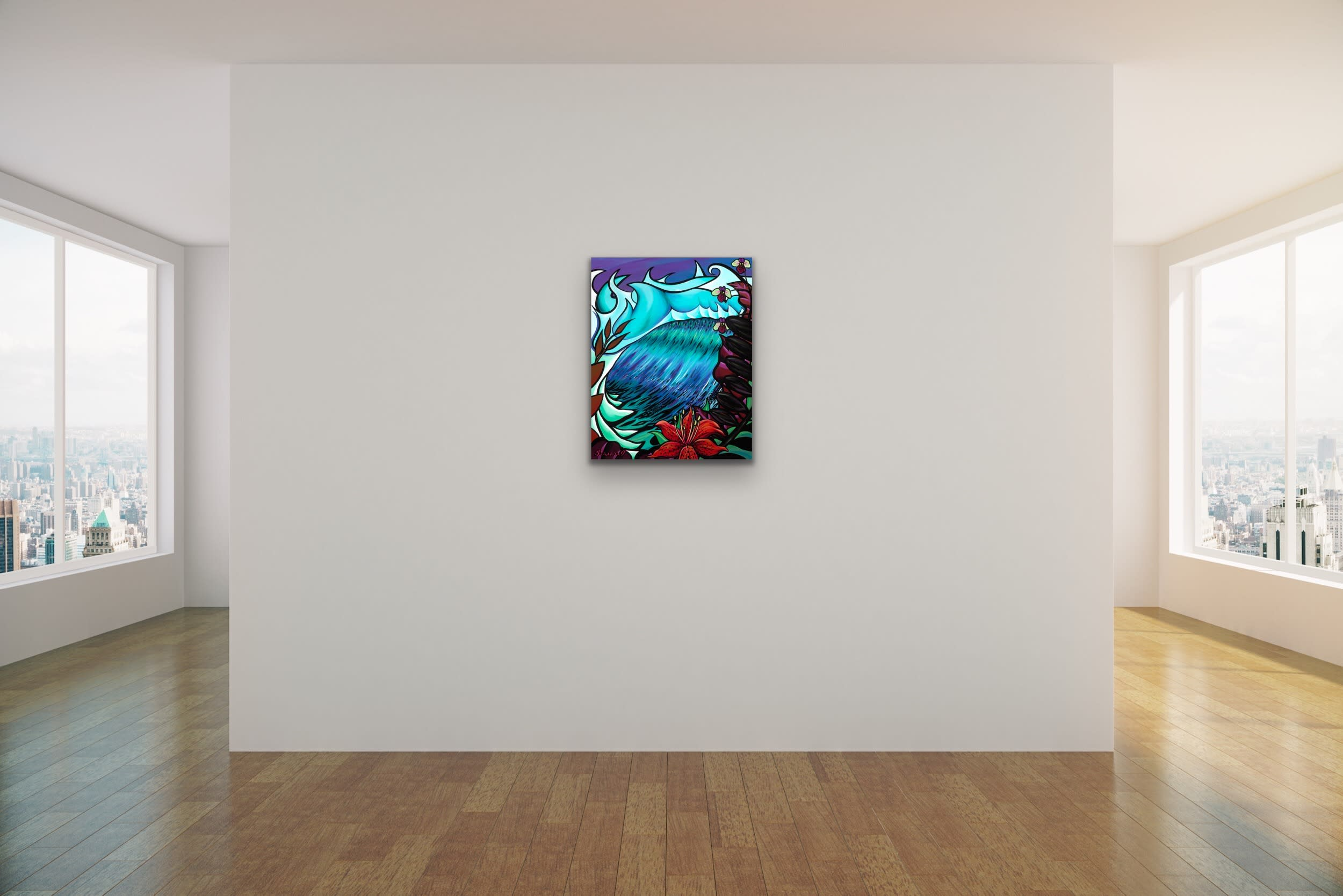 <div class='title'>           Shannon Oconnell Paintings Mock Ups Evo Art Maui Lahain Front Street Gallery Collect Popular Colorful Ocean Flowers Scenery Waves 10         </div>