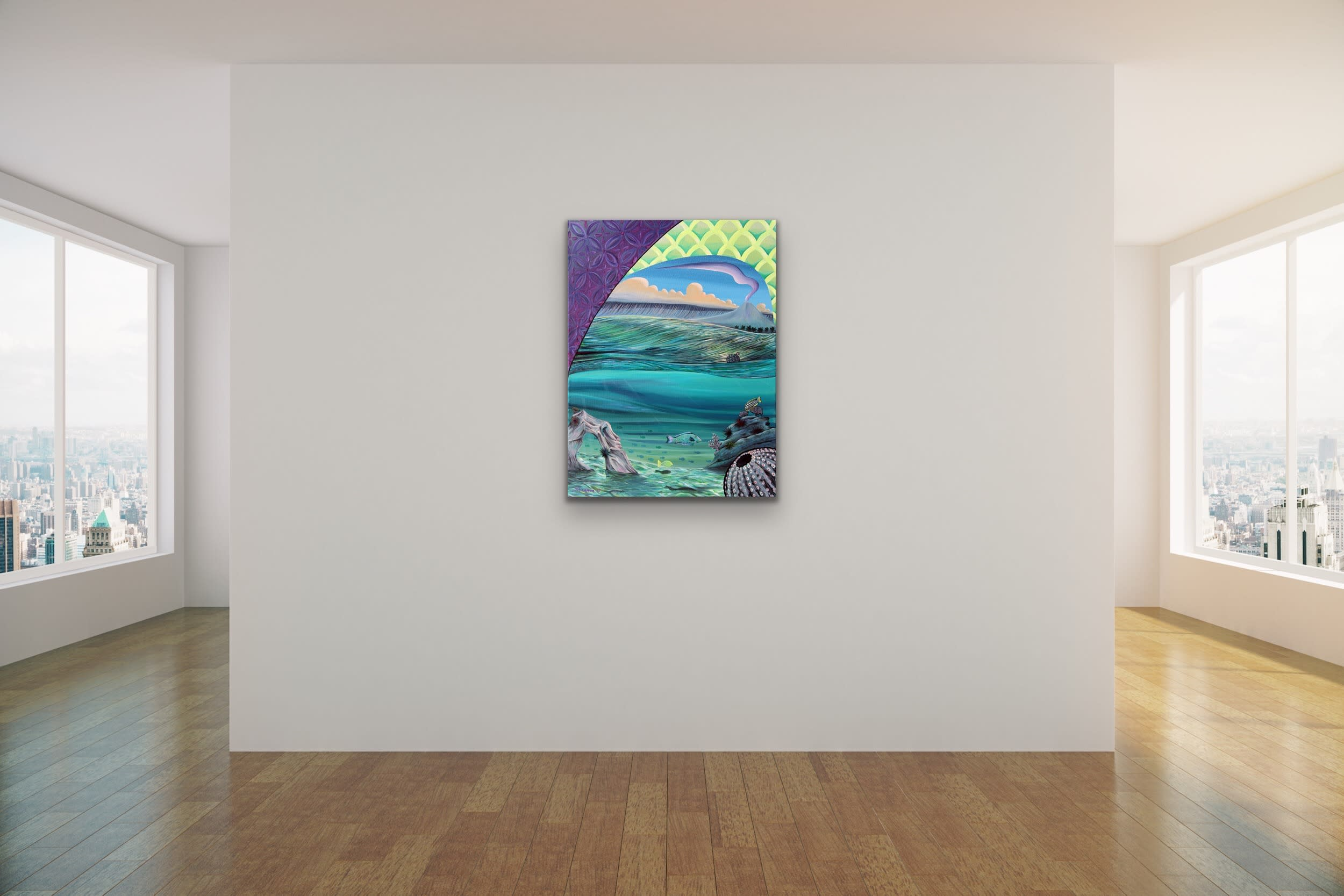<div class='title'>           Shannon Oconnell Paintings Mock Ups Evo Art Maui Lahain Front Street Gallery Collect Popular Colorful Ocean Flowers Scenery Waves 13         </div>