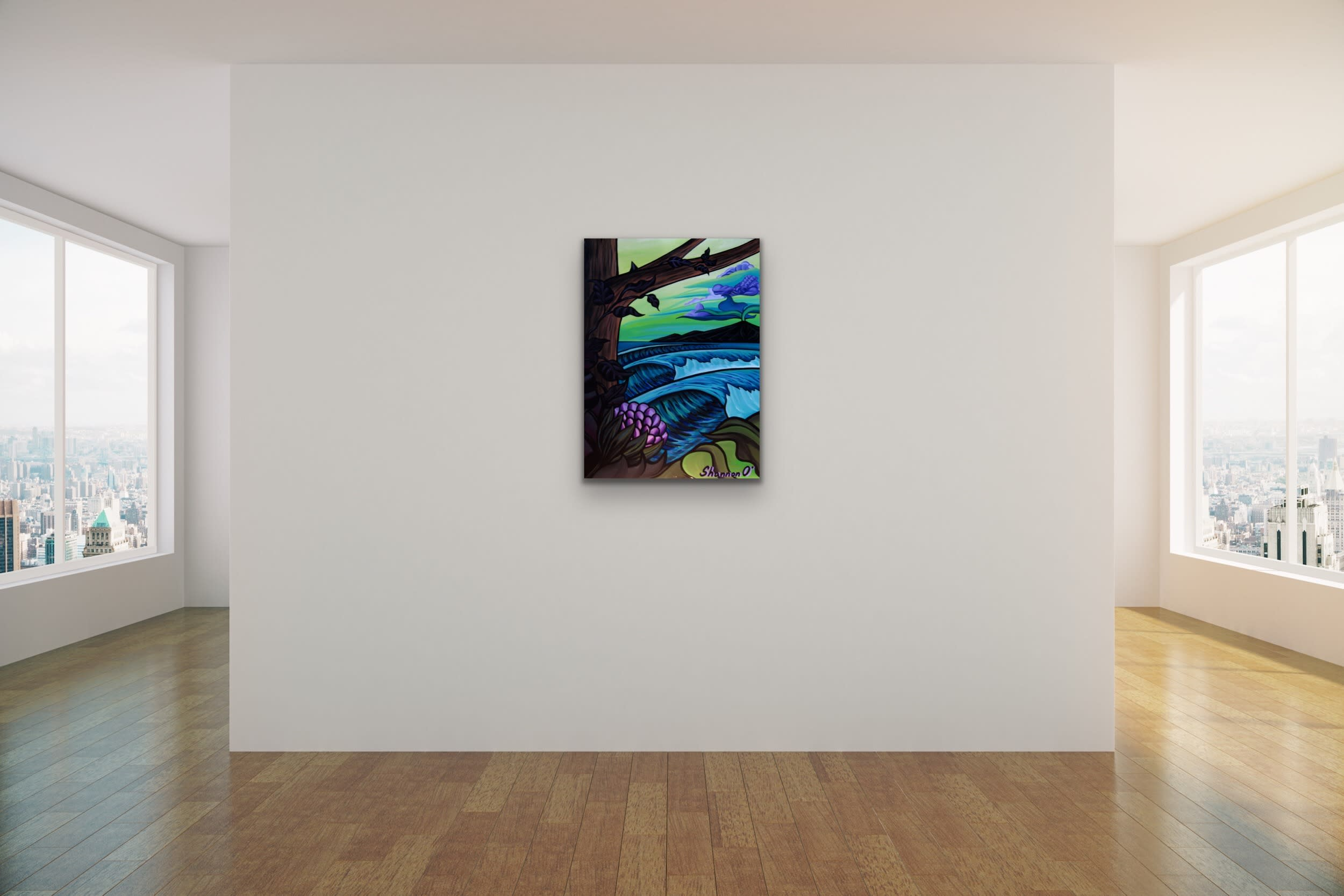 <div class='title'>           Shannon Oconnell Paintings Mock Ups Evo Art Maui Lahain Front Street Gallery Collect Popular Colorful Ocean Flowers Scenery Waves 22         </div>