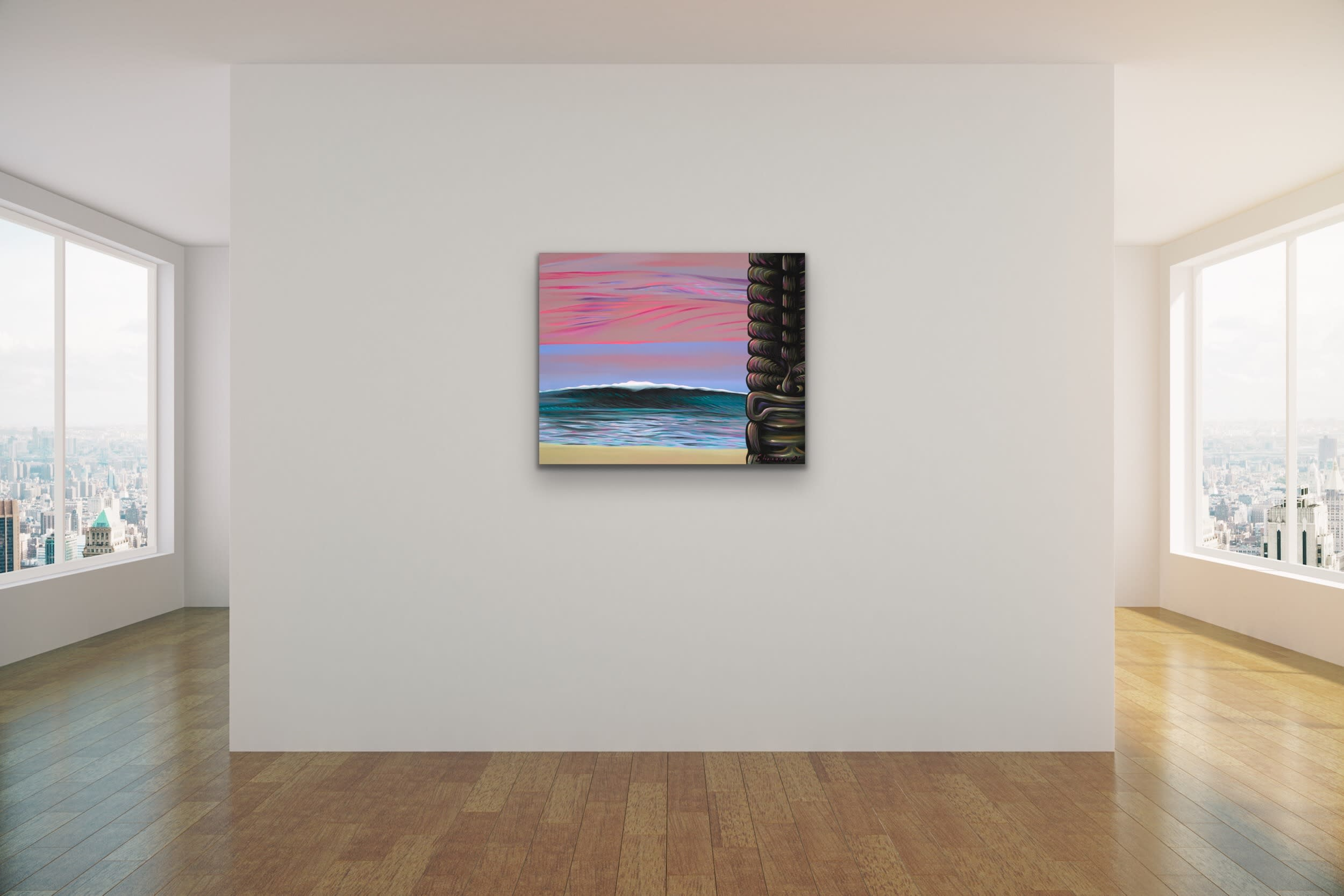 <div class='title'>           Shannon Oconnell Paintings Mock Ups Evo Art Maui Lahain Front Street Gallery Collect Popular Colorful Ocean Flowers Scenery Waves 23         </div>