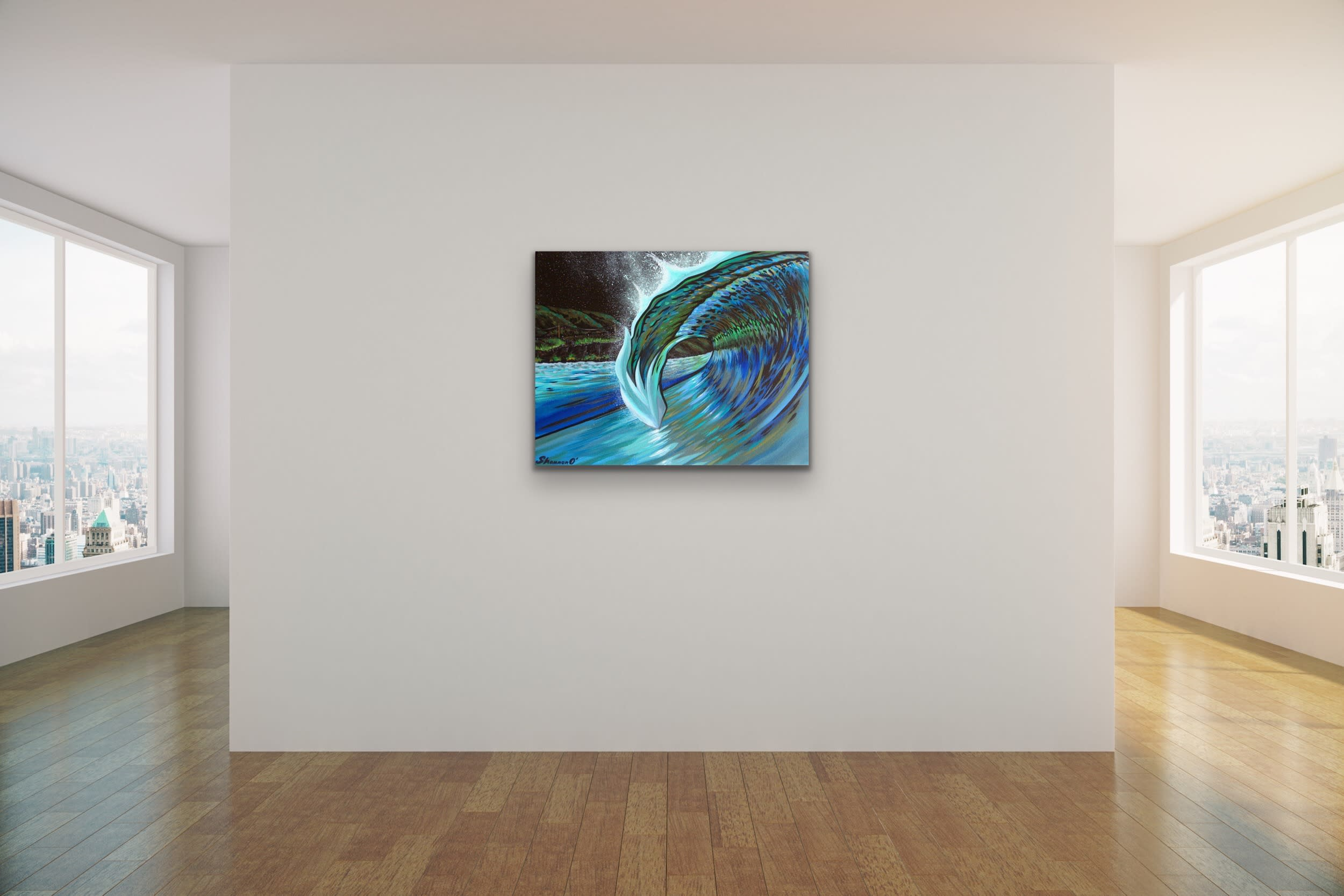 <div class='title'>           Shannon Oconnell Paintings Mock Ups Evo Art Maui Lahain Front Street Gallery Collect Popular Colorful Ocean Flowers Scenery Waves 4         </div>