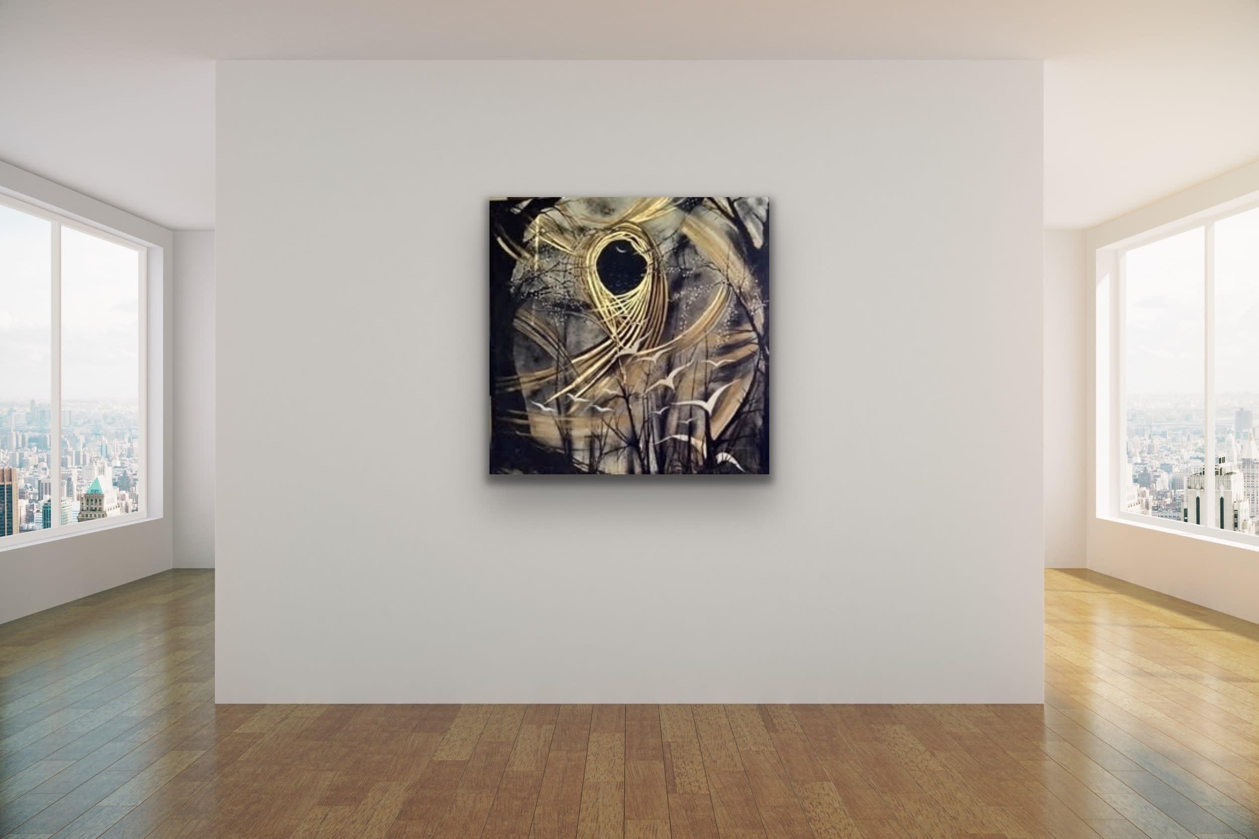 <div class='title'>           Romeo Robert Tomei Infinite Mystic of Spirit Interior Design Painting Artwork Lahiana Front Street Gallery Evo Art Maui 1         </div>