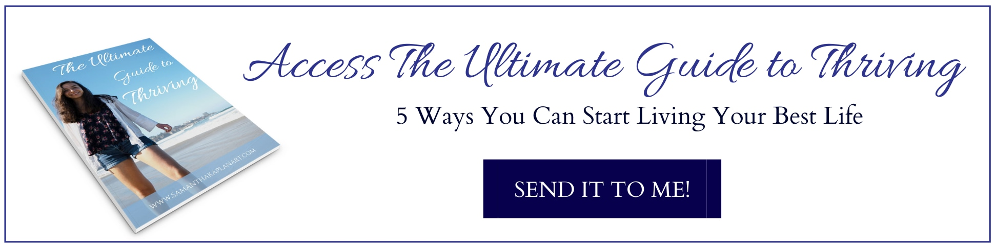 <div class='title'>           Access The Ultimate Guide to Thriving         </div>                 <div class='description'>                    </div>