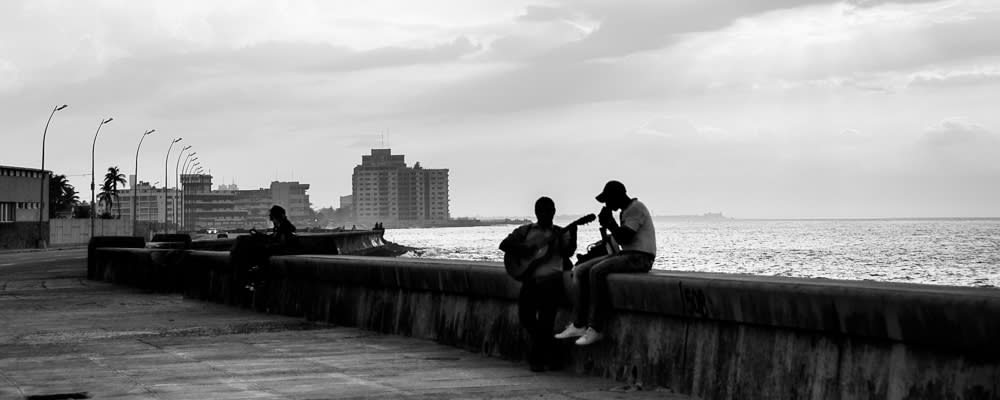 <div class='title'>           On the Malecon         </div>