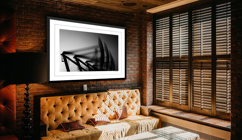 <div class='title'>           pumpjacks matted framed sitting room         </div>