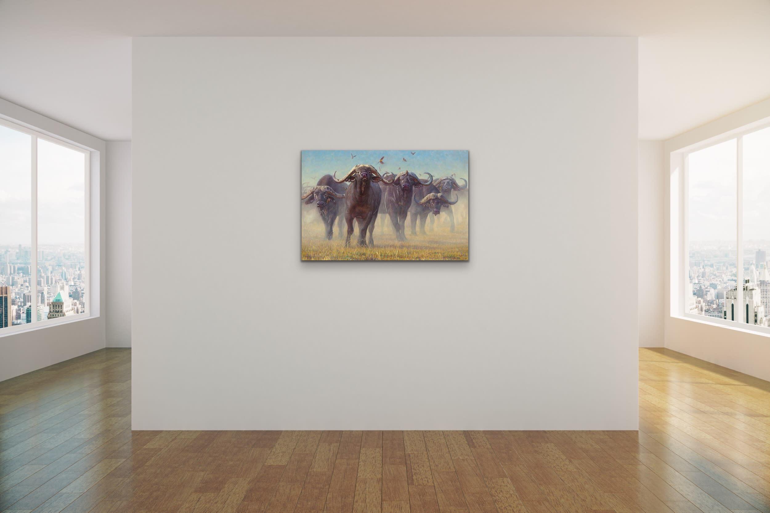 <div class='title'>           John Banovich Wildlife Africa Art Kammy Hodges Maui Art Galleries Lahaina 18         </div>