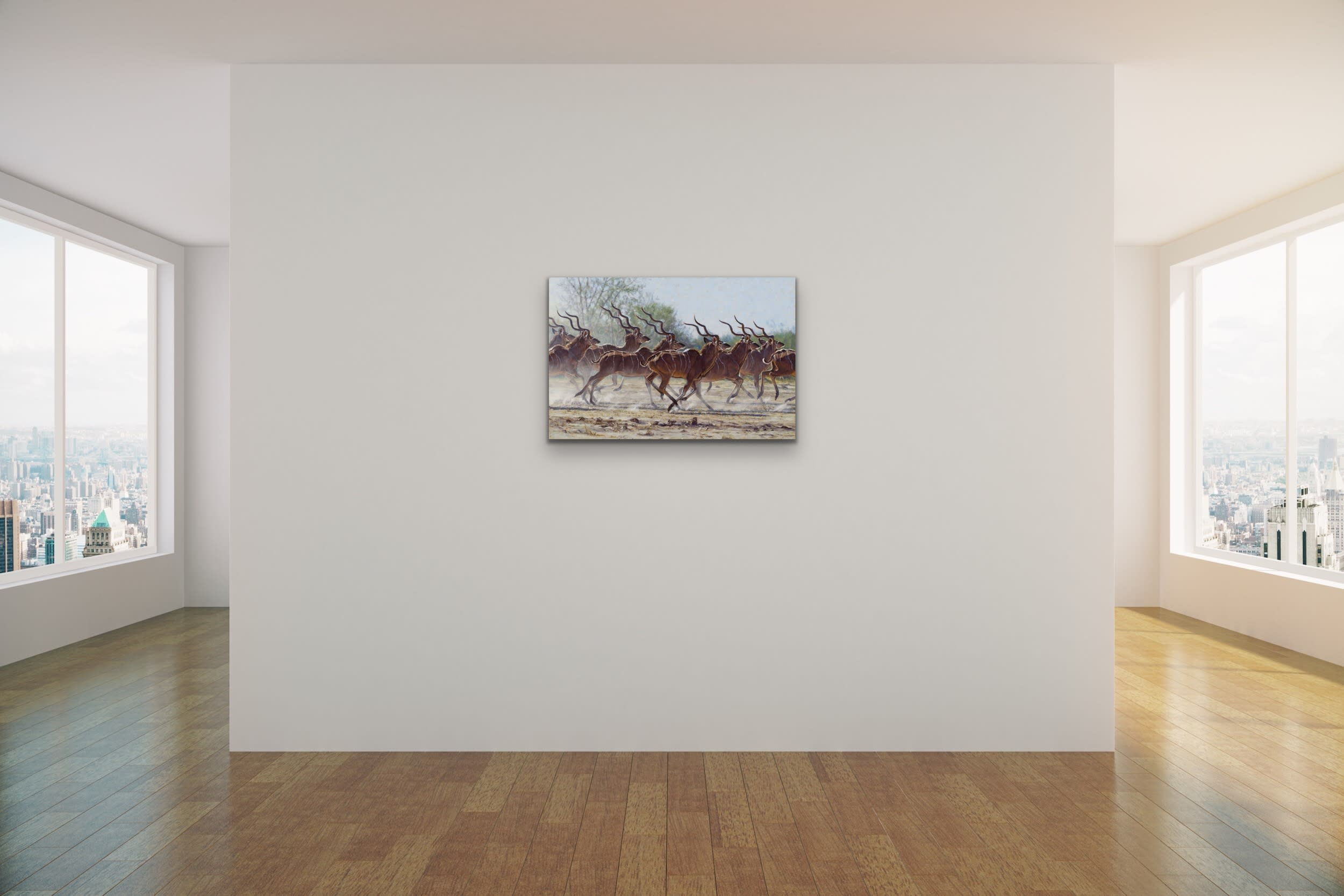 <div class='title'>           John Banovich Wildlife Africa Art Kammy Hodges Maui Art Galleries Lahaina 10         </div>
