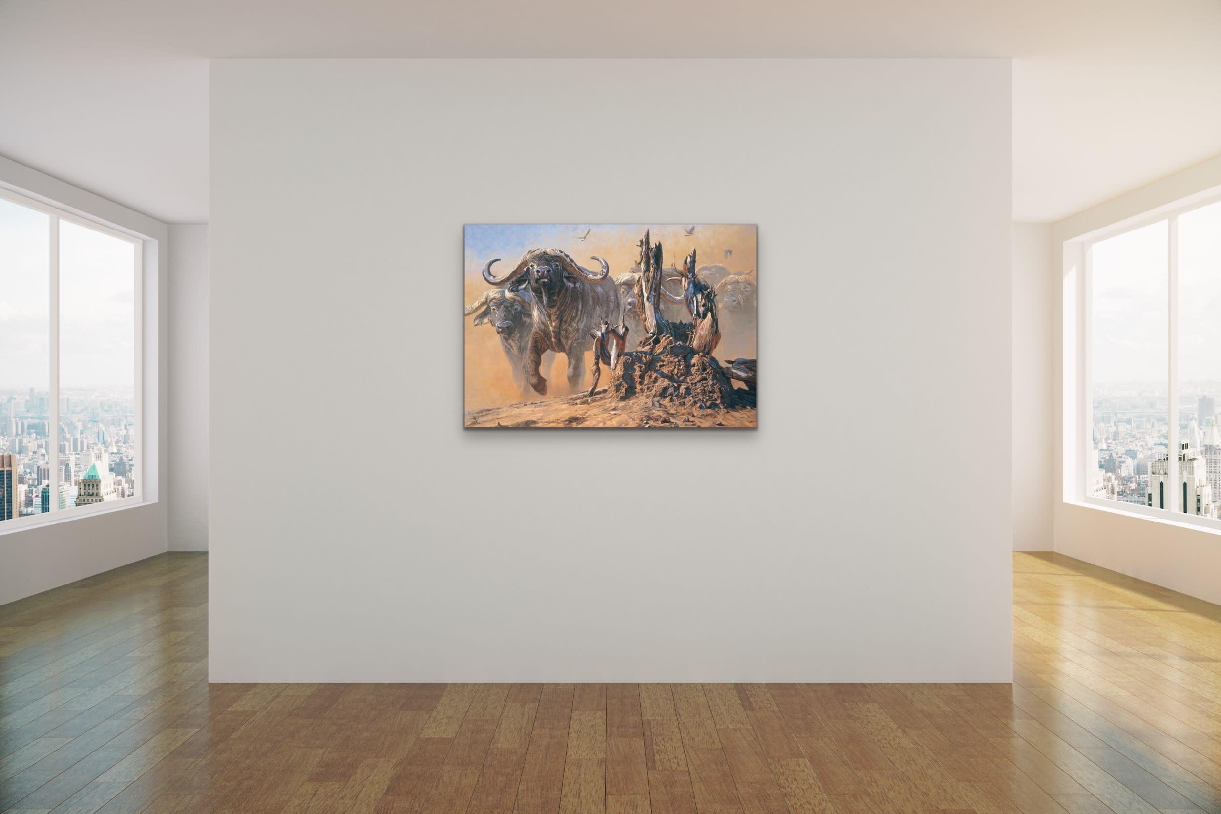 <div class='title'>           John Banovich Wildlife Africa Art Kammy Hodges Maui Art Galleries Lahaina 19         </div>