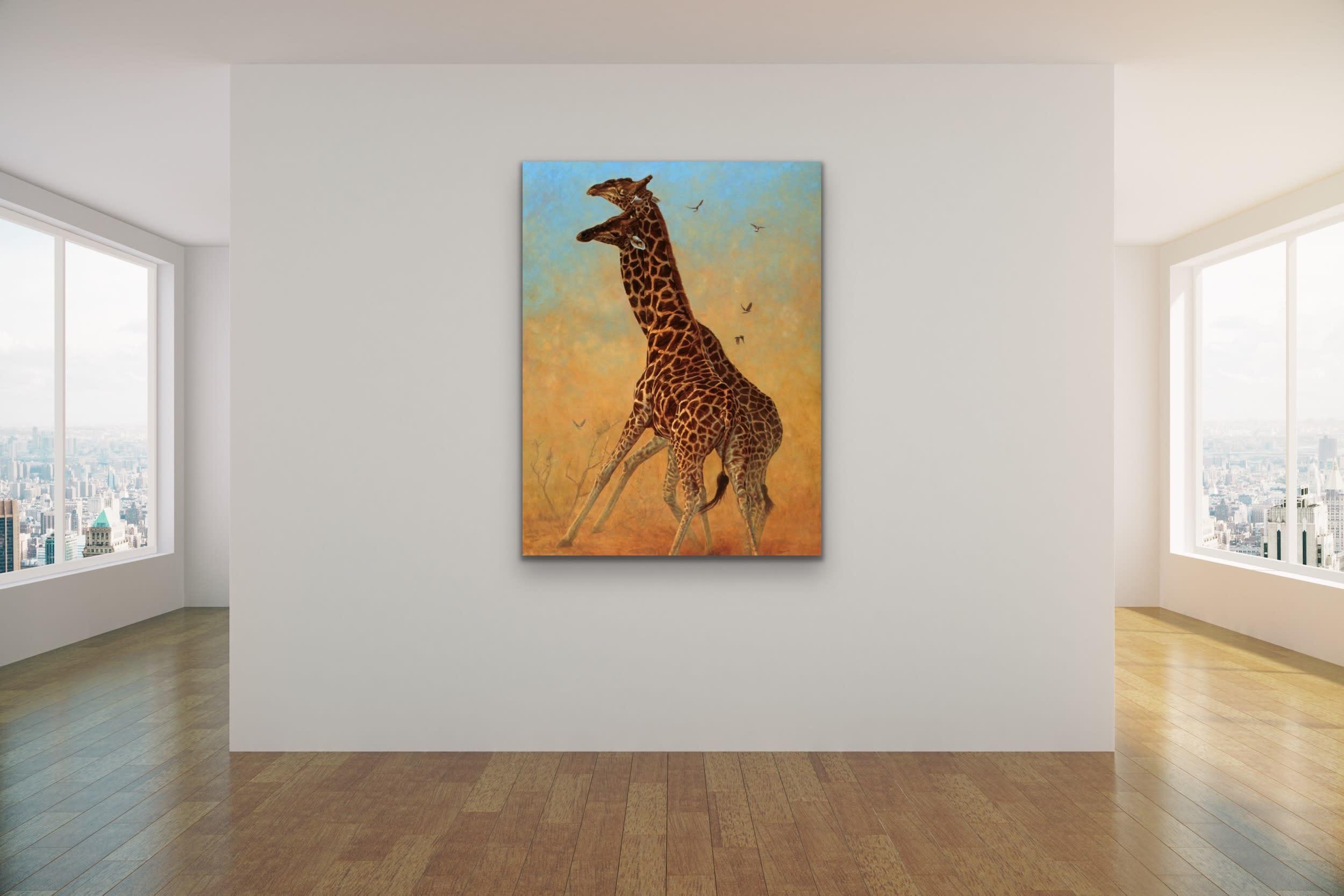 <div class='title'>           John Banovich Wildlife Africa Art Kammy Hodges Maui Art Galleries Lahaina 23         </div>