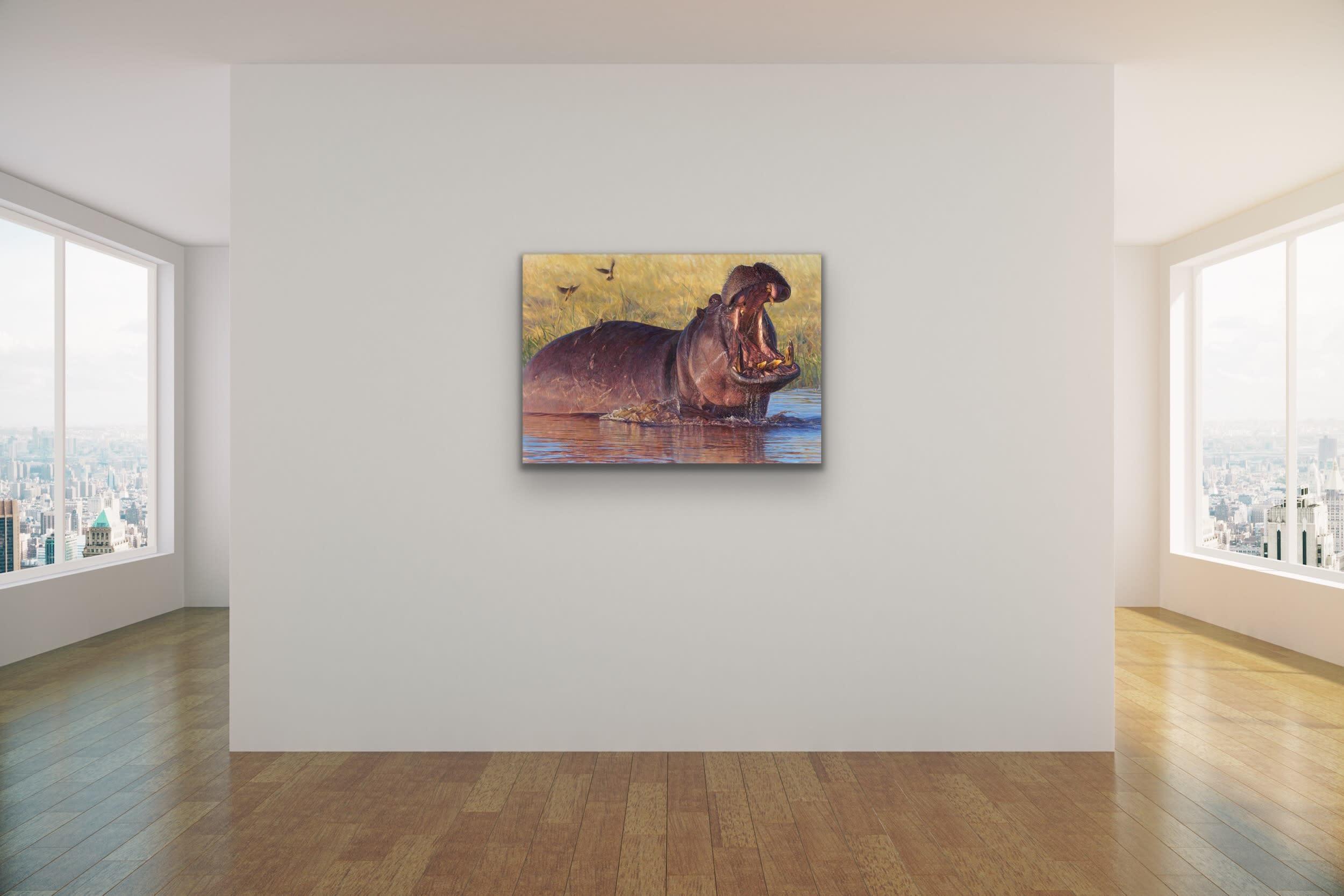 <div class='title'>           John Banovich Wildlife Africa Art Kammy Hodges Maui Art Galleries Lahaina 25         </div>
