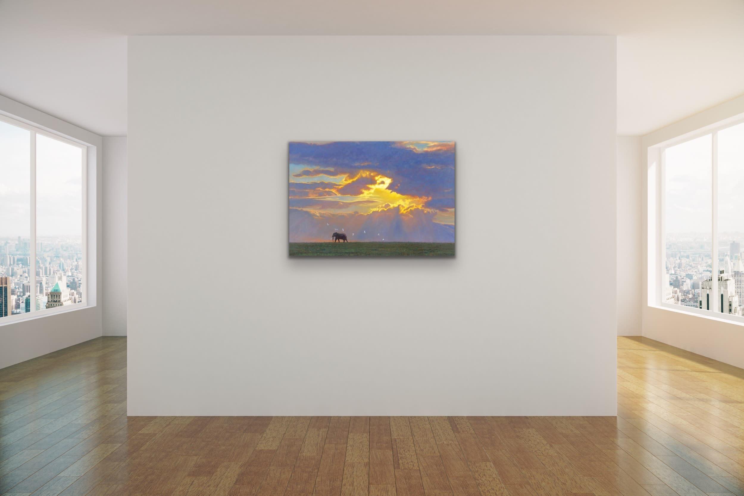 <div class='title'>           John Banovich Wildlife Africa Art Kammy Hodges Maui Art Galleries Lahaina 29         </div>