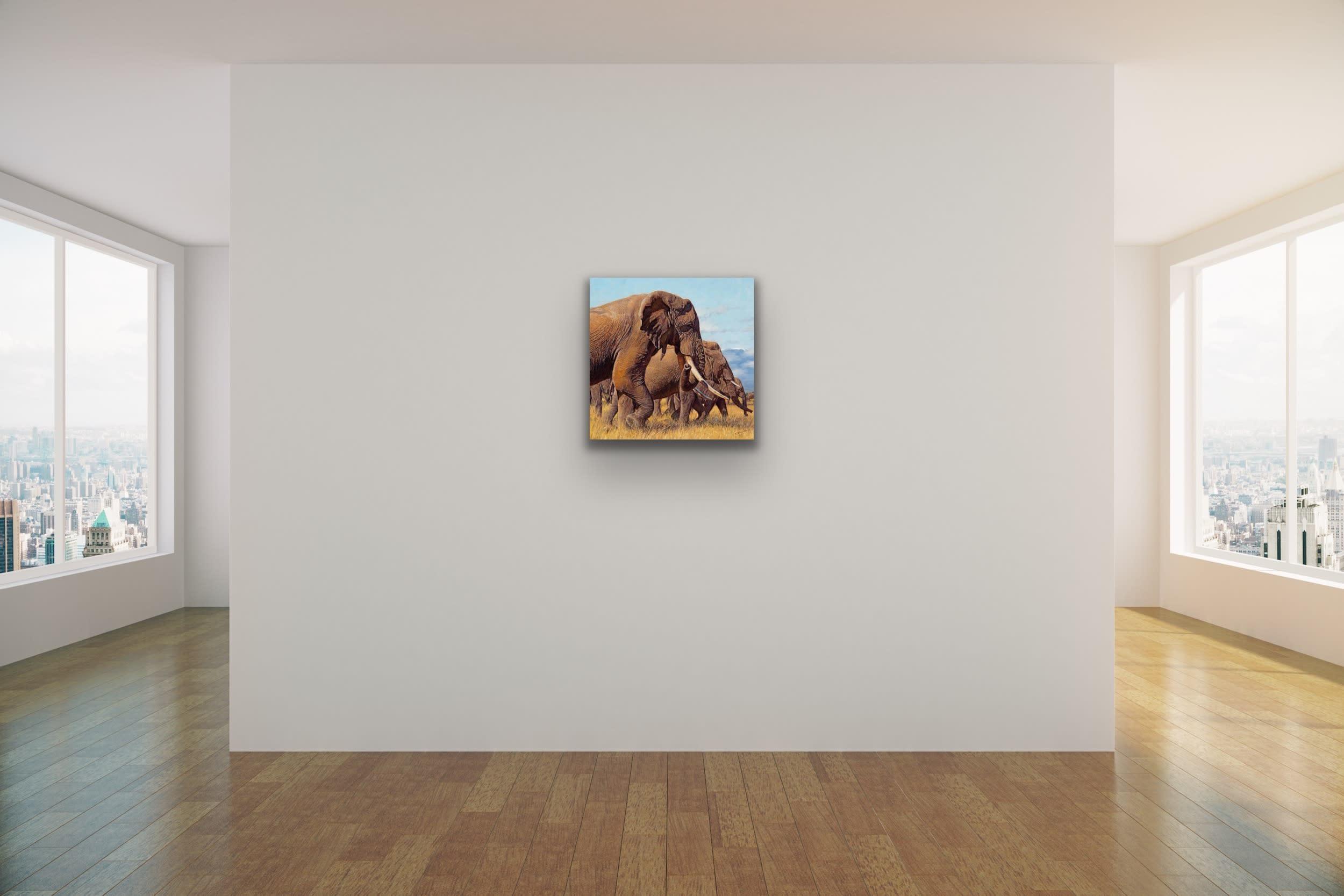 <div class='title'>           John Banovich Wildlife Africa Art Kammy Hodges Maui Art Galleries Lahaina 37         </div>