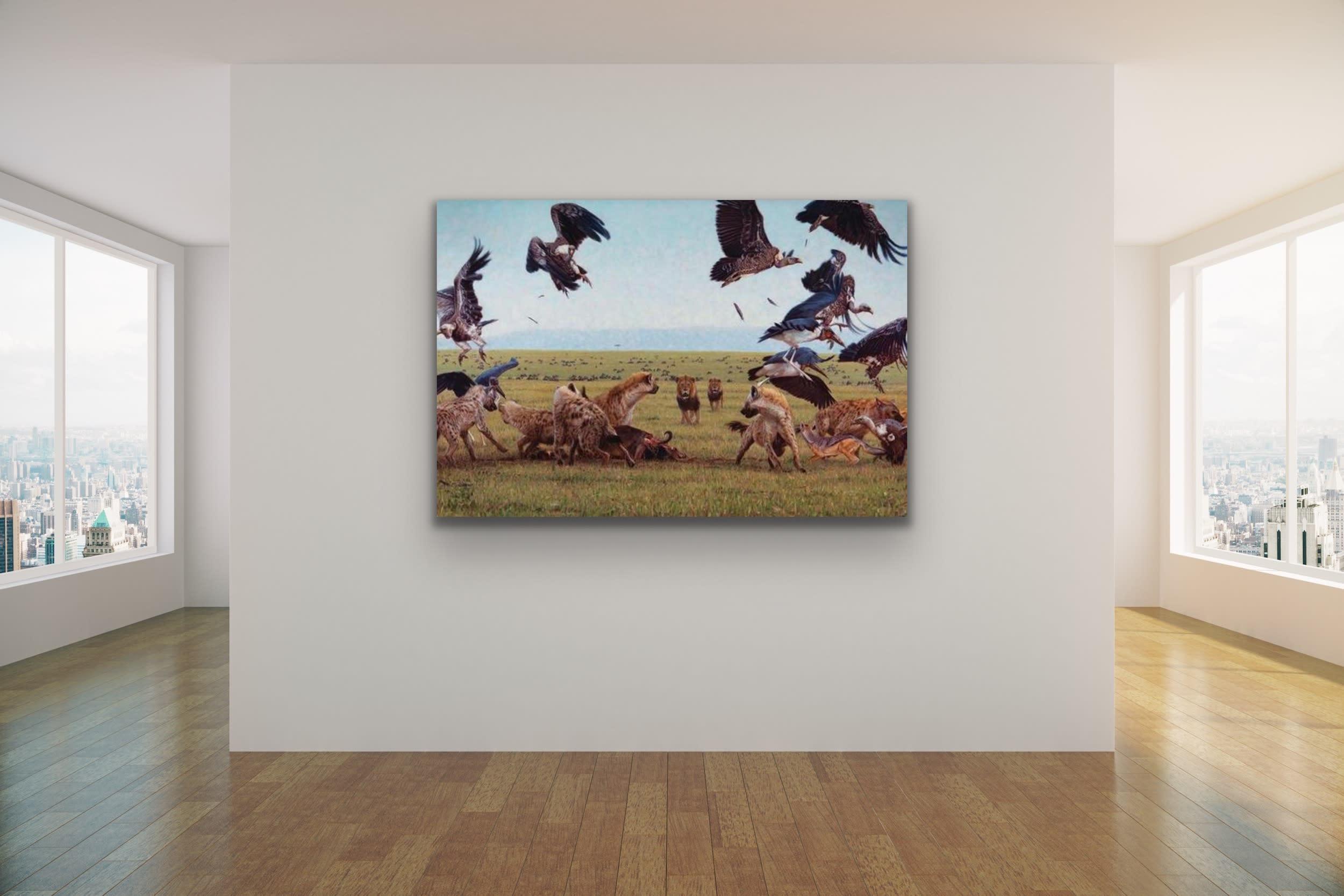 <div class='title'>           John Banovich Wildlife Africa Art Kammy Hodges Maui Art Galleries Lahaina 36         </div>